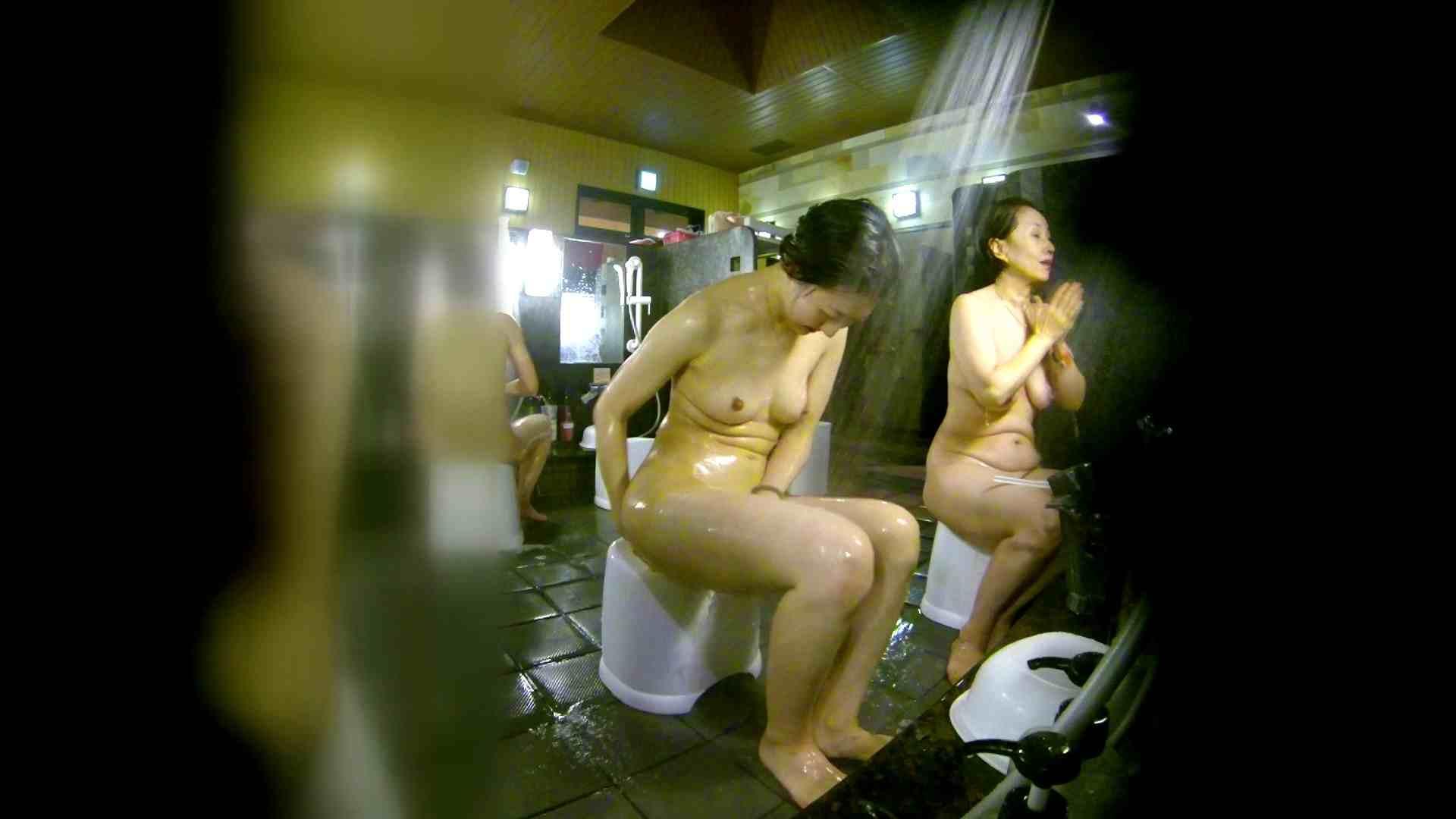 洗い場!右足の位置がいいですね。陰毛もっさり! 美肌 セックス画像 111画像 58