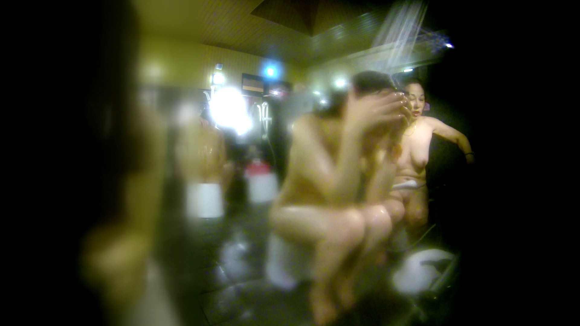 洗い場!右足の位置がいいですね。陰毛もっさり! 美乳 オマンコ無修正動画無料 111画像 109