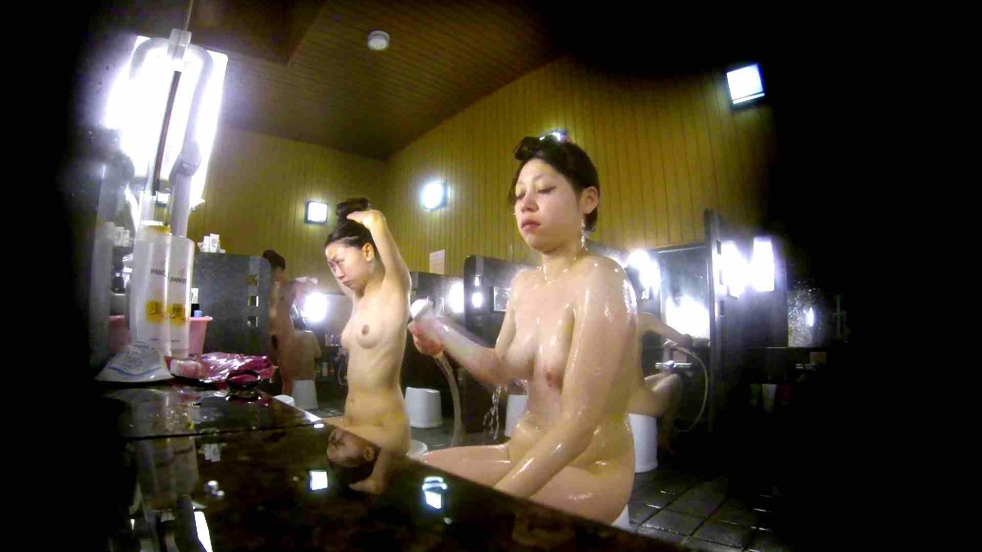 洗い場!柔らかそうな身体は良いけど、歯磨きが下品です。 むっちり オメコ動画キャプチャ 107画像 10