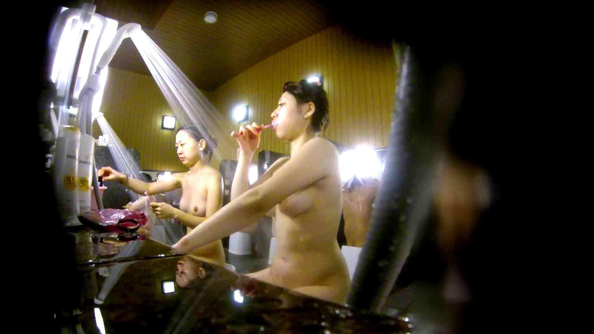 洗い場!柔らかそうな身体は良いけど、歯磨きが下品です。 お姉さん攻略 AV動画キャプチャ 107画像 16