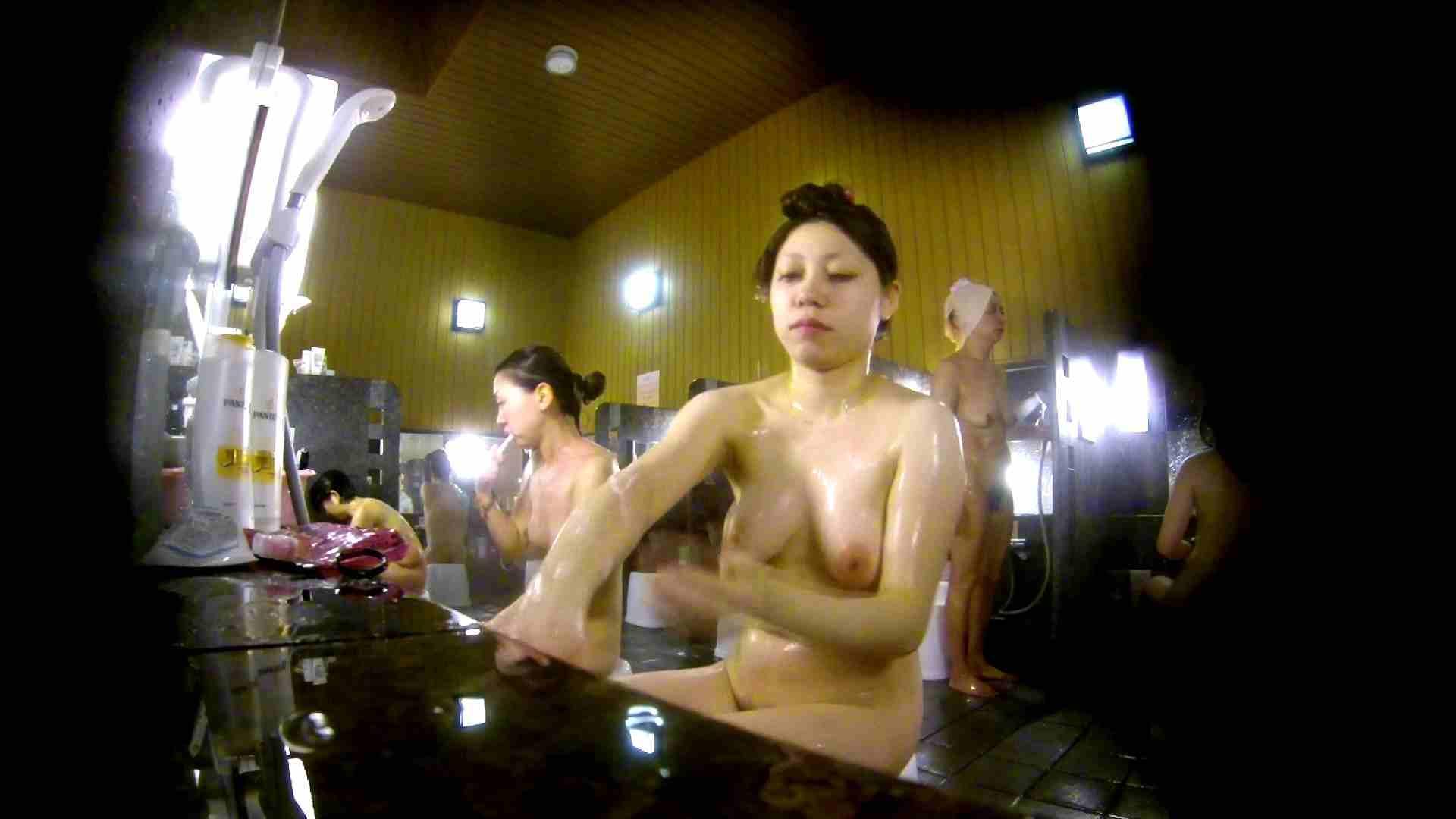 洗い場!柔らかそうな身体は良いけど、歯磨きが下品です。 むっちり オメコ動画キャプチャ 107画像 59