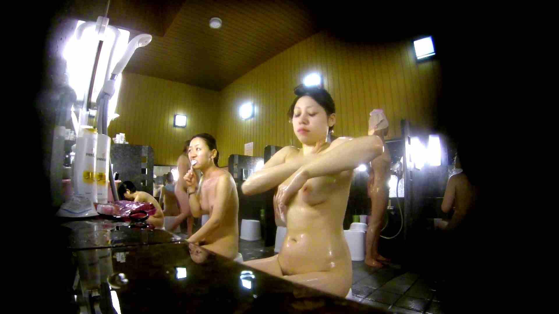 洗い場!柔らかそうな身体は良いけど、歯磨きが下品です。 巨乳 SEX無修正画像 107画像 60