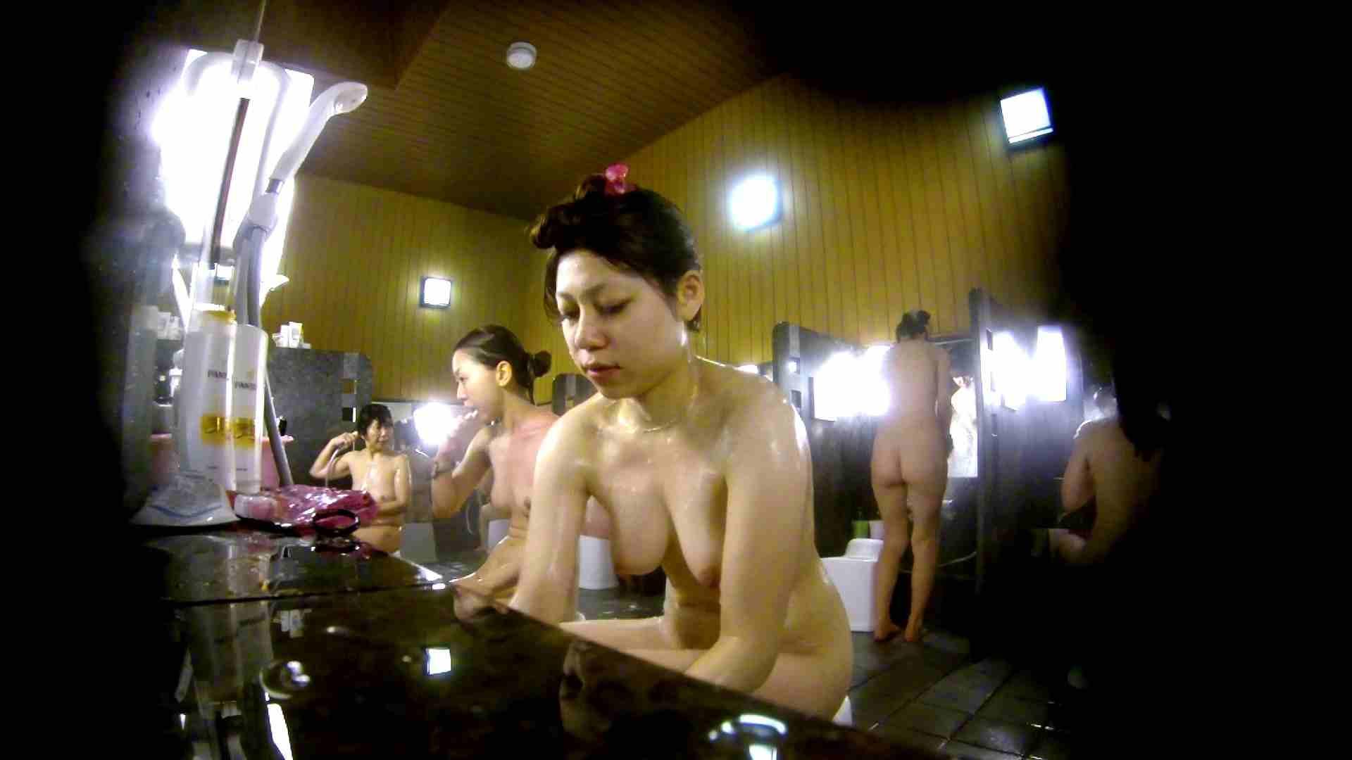 洗い場!柔らかそうな身体は良いけど、歯磨きが下品です。 巨乳 SEX無修正画像 107画像 67