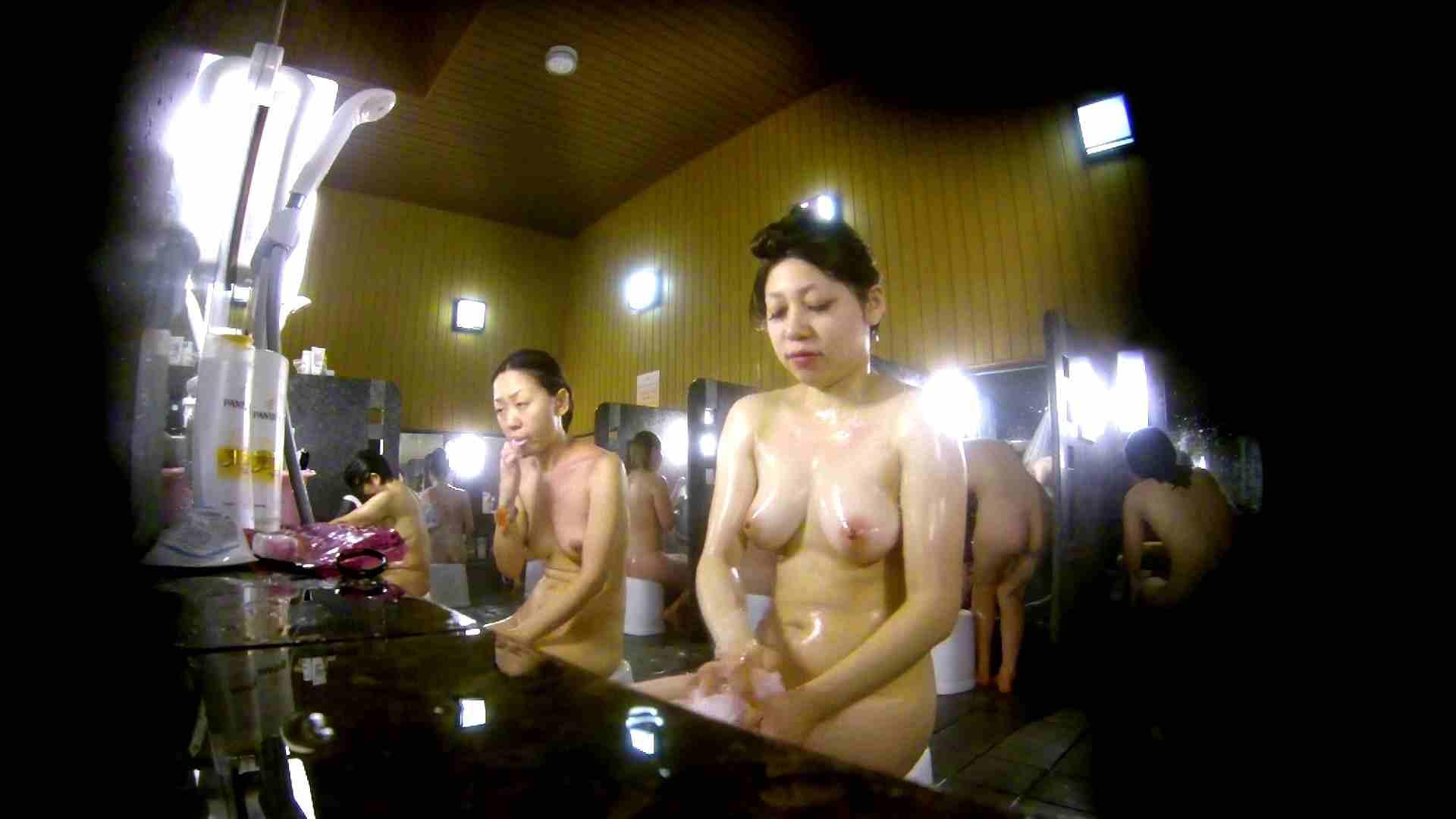洗い場!柔らかそうな身体は良いけど、歯磨きが下品です。 垂れ乳 おめこ無修正画像 107画像 69