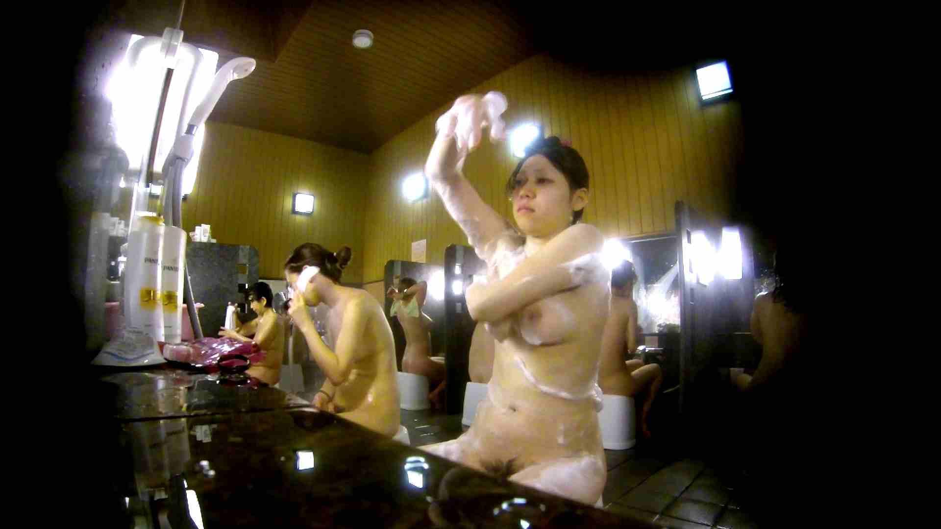 洗い場!柔らかそうな身体は良いけど、歯磨きが下品です。 お姉さん攻略 AV動画キャプチャ 107画像 79