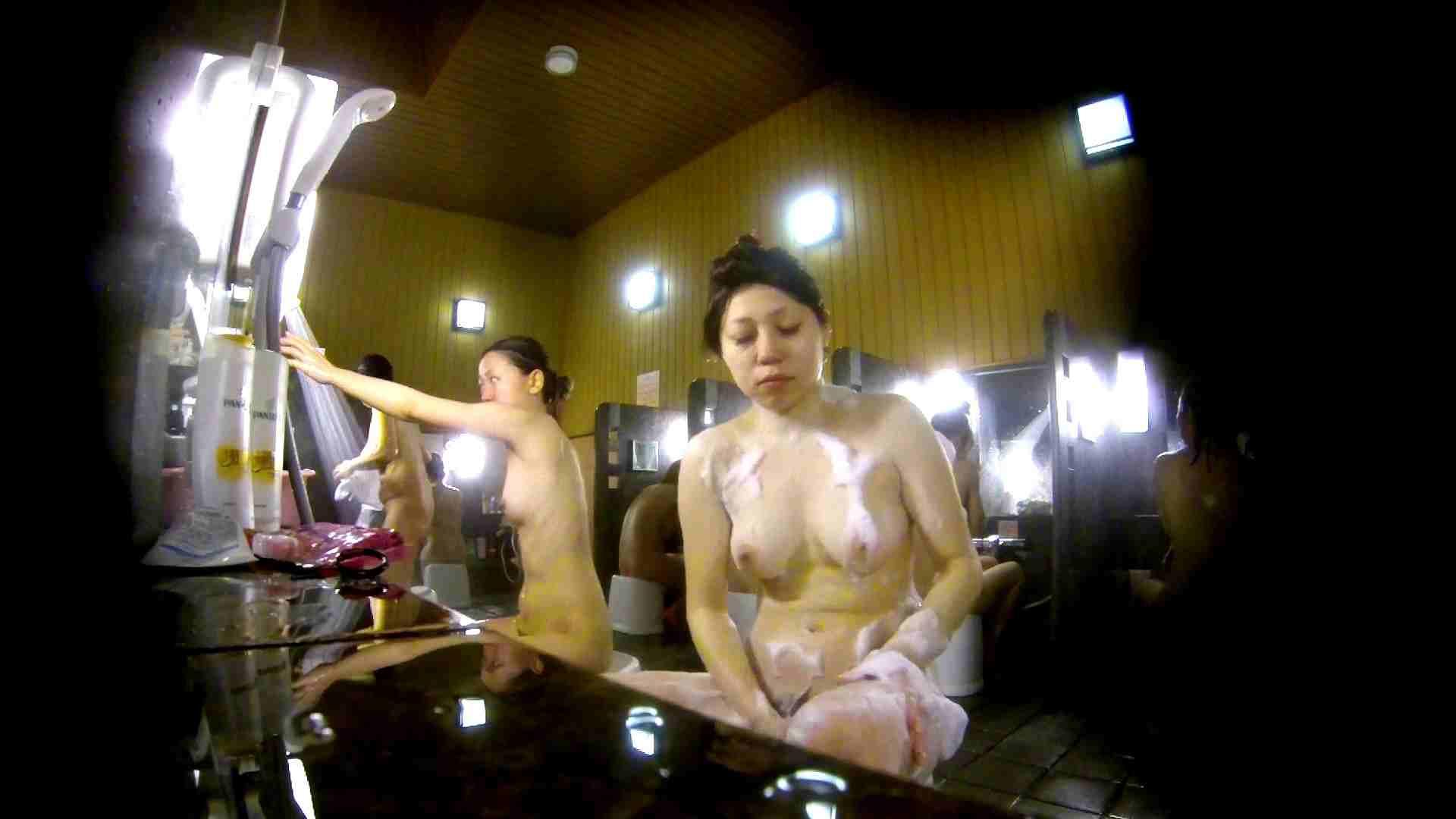 洗い場!柔らかそうな身体は良いけど、歯磨きが下品です。 垂れ乳 おめこ無修正画像 107画像 83