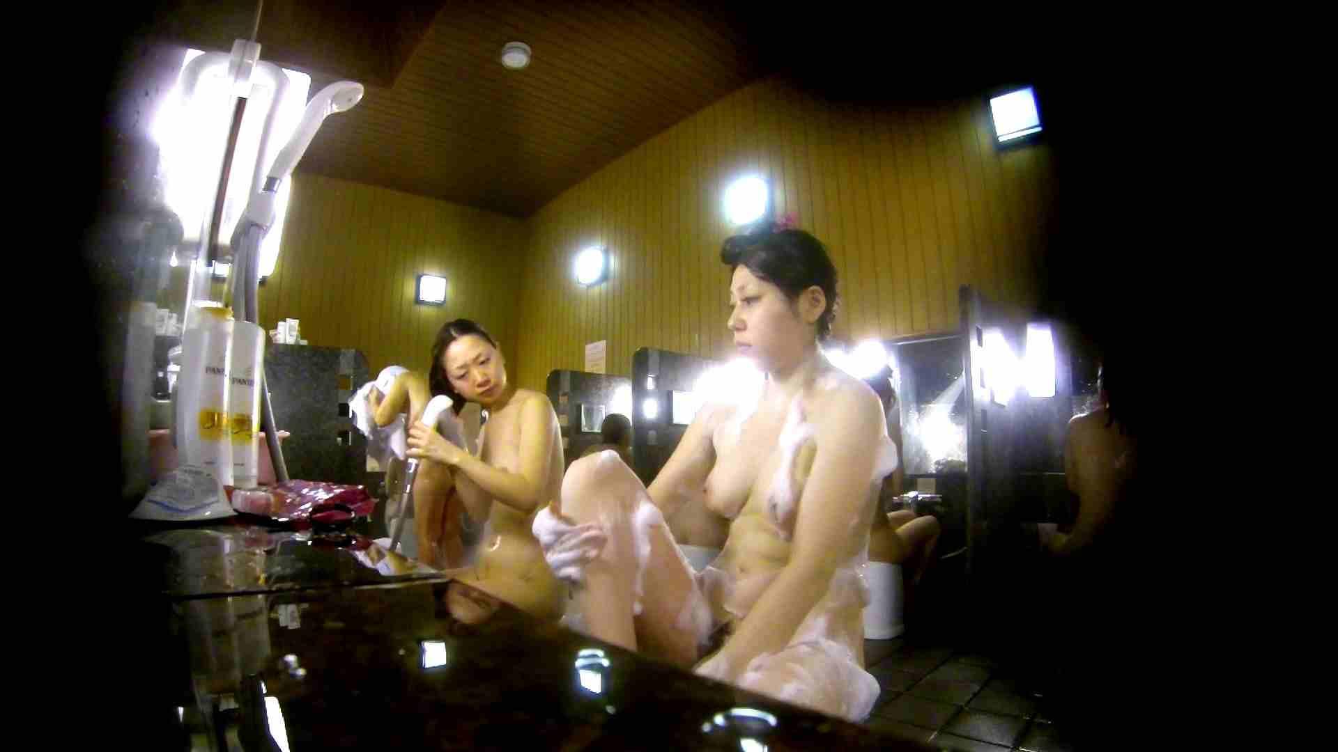 洗い場!柔らかそうな身体は良いけど、歯磨きが下品です。 潜入  107画像 84