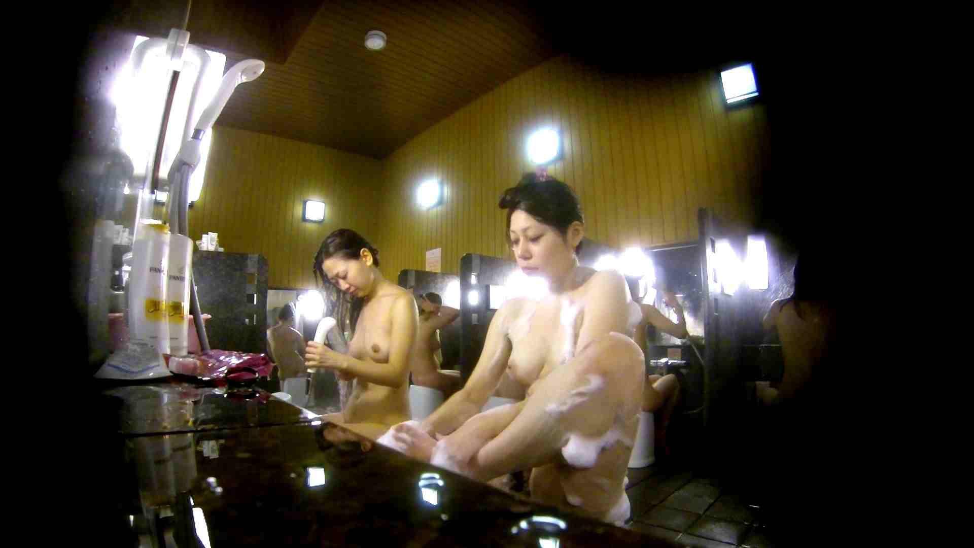 洗い場!柔らかそうな身体は良いけど、歯磨きが下品です。 むっちり オメコ動画キャプチャ 107画像 87