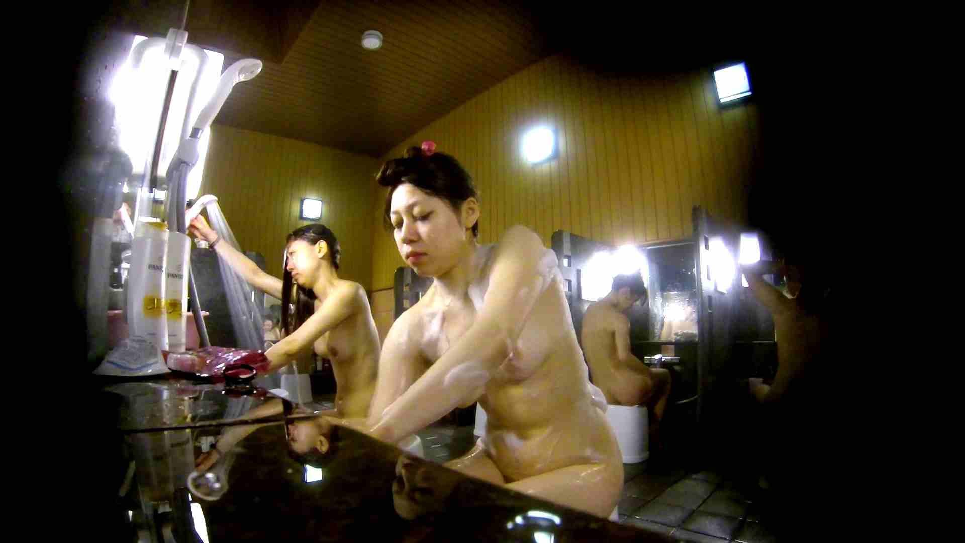 洗い場!柔らかそうな身体は良いけど、歯磨きが下品です。 むっちり オメコ動画キャプチャ 107画像 94