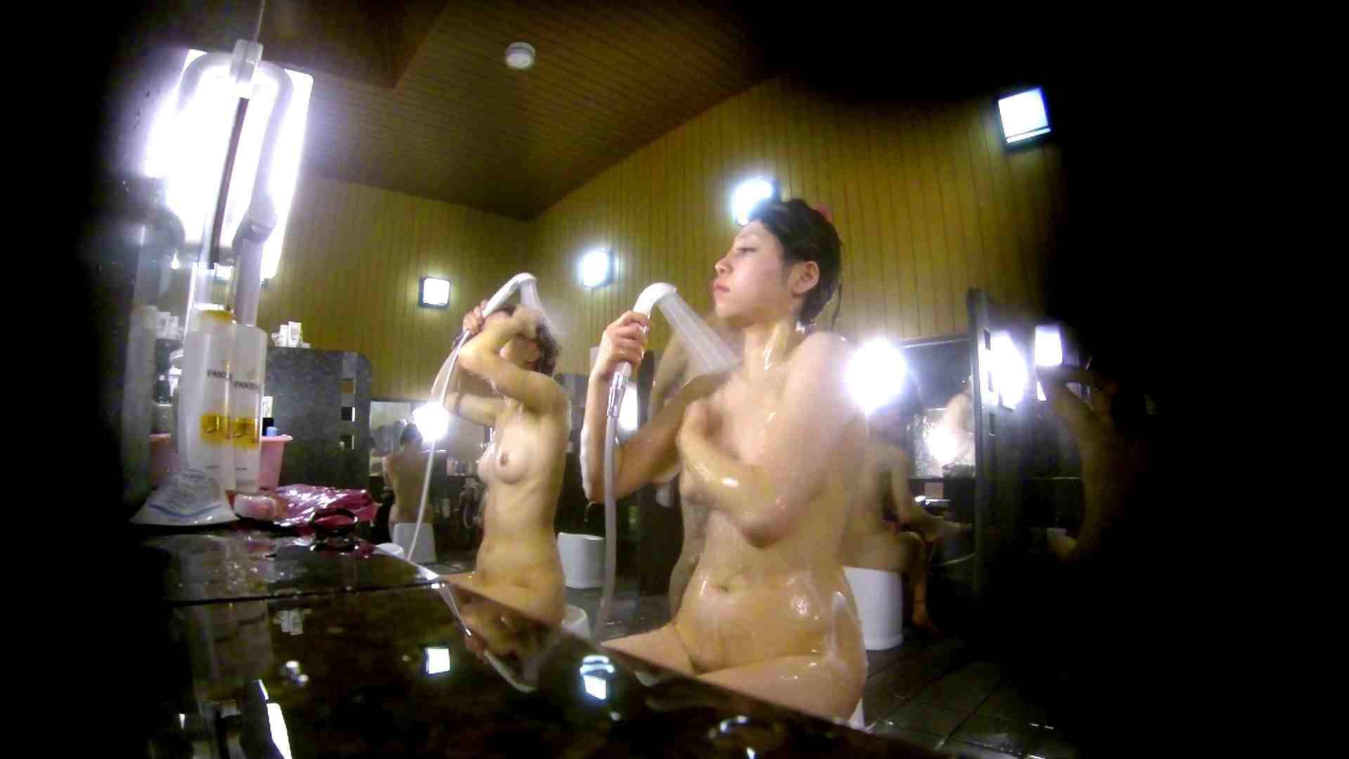 洗い場!柔らかそうな身体は良いけど、歯磨きが下品です。 巨乳 SEX無修正画像 107画像 102