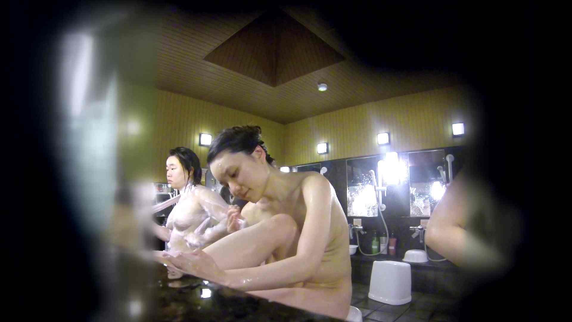 洗い場!アソコの毛辺の手入れで妄想が膨らみました。 銭湯着替え  55画像 24