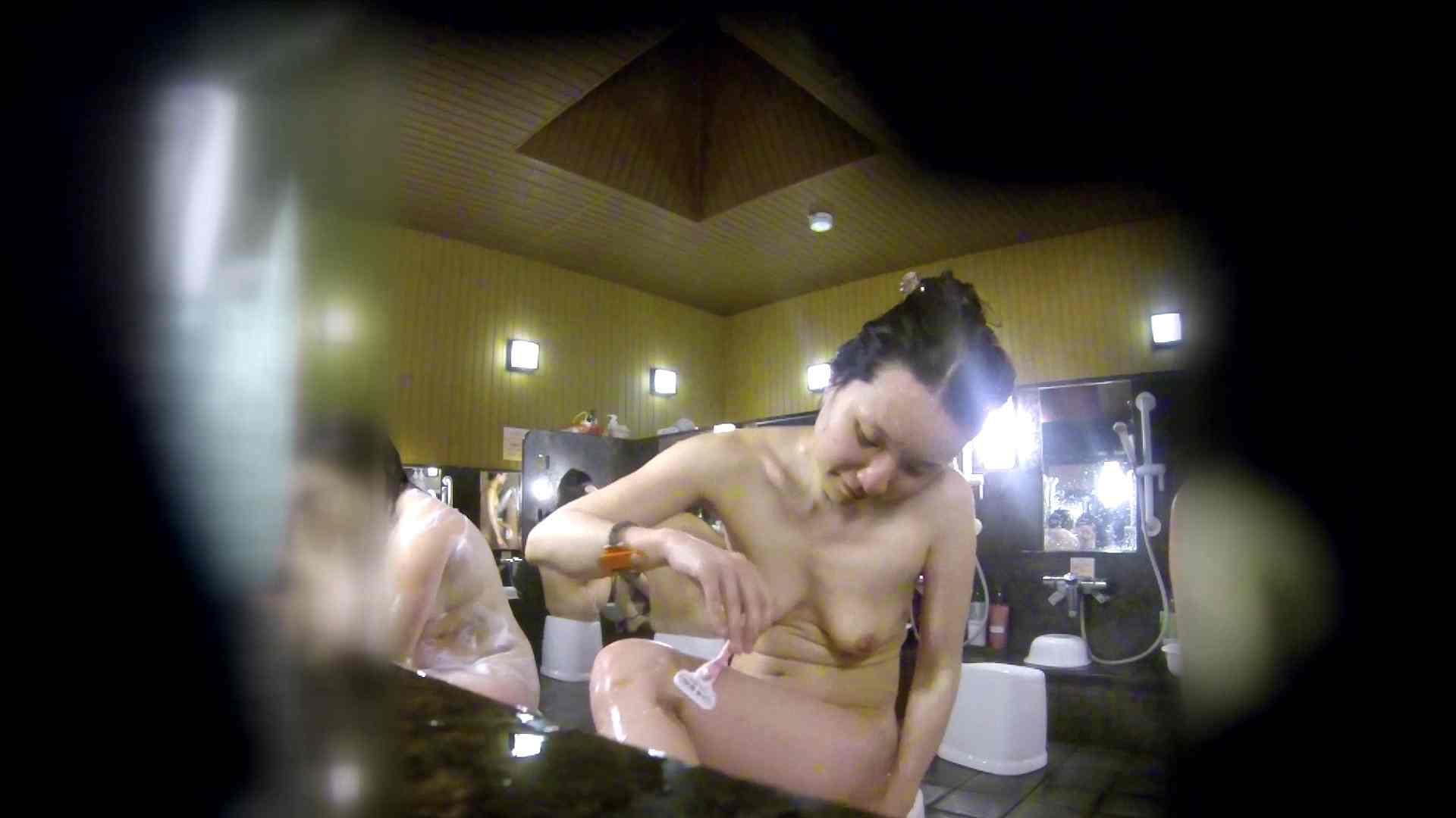 洗い場!アソコの毛辺の手入れで妄想が膨らみました。 女湯 われめAV動画紹介 55画像 31