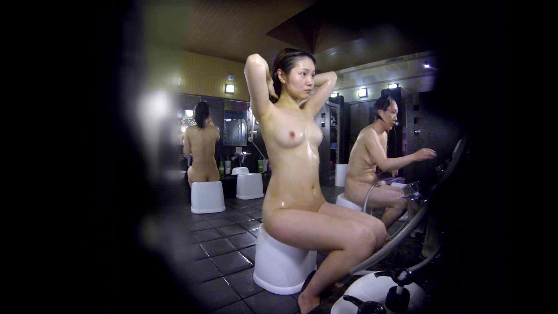 洗い場!好きです!ボリューム満点ボディーな感じが堪りません。 むっちり 濡れ場動画紹介 113画像 54