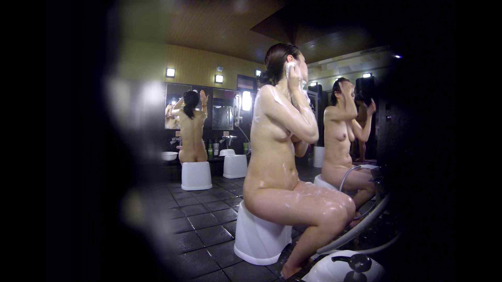 洗い場!好きです!ボリューム満点ボディーな感じが堪りません。 むっちり 濡れ場動画紹介 113画像 86