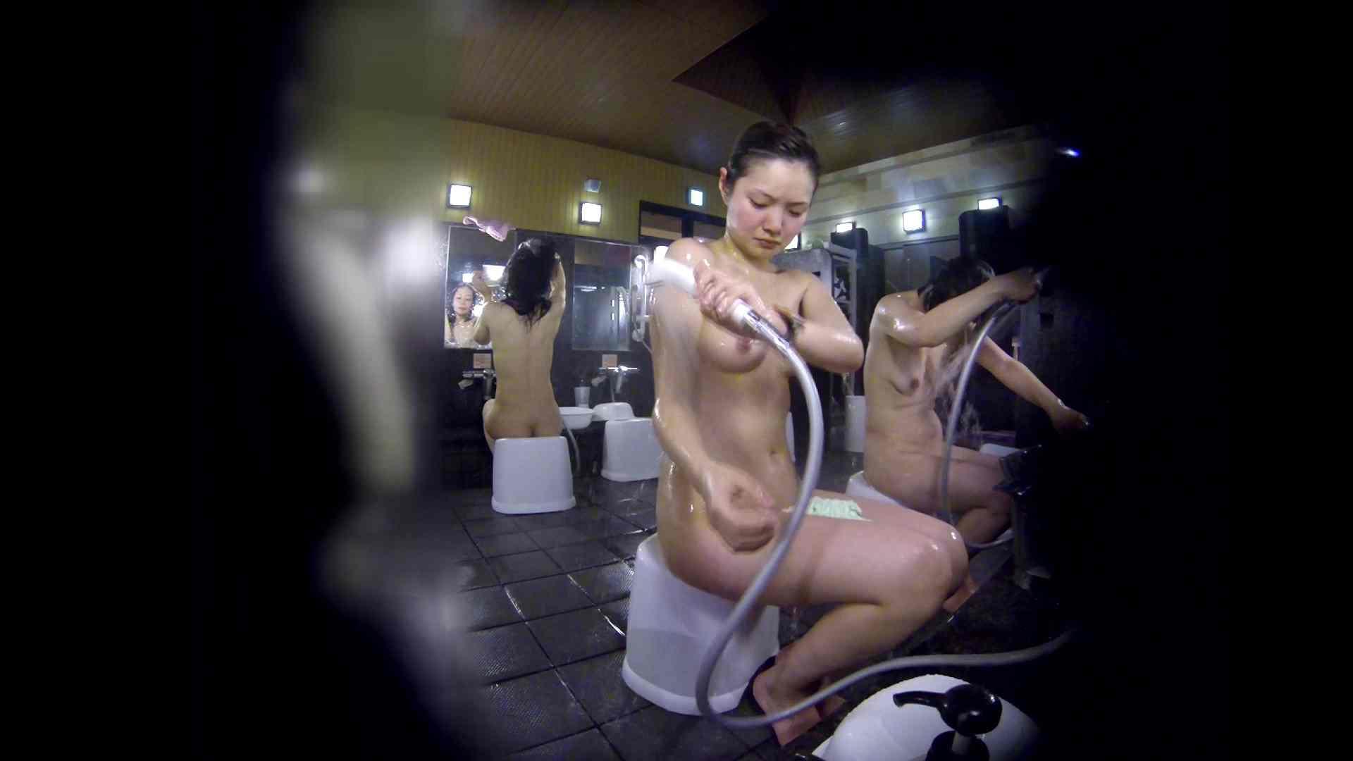 洗い場!好きです!ボリューム満点ボディーな感じが堪りません。 女湯  113画像 112