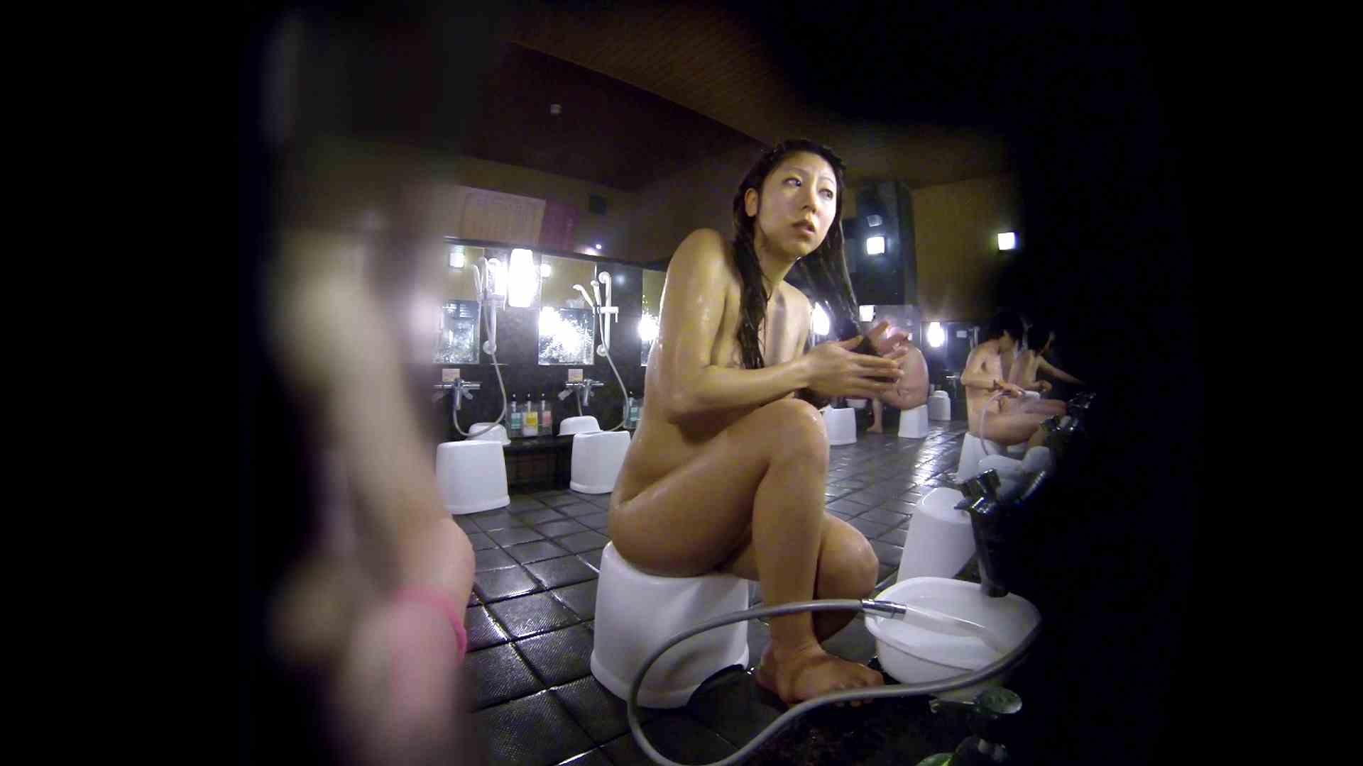 洗い場!綺麗に整えられた陰毛に嫉妬します。 細身女性 おめこ無修正画像 63画像 3