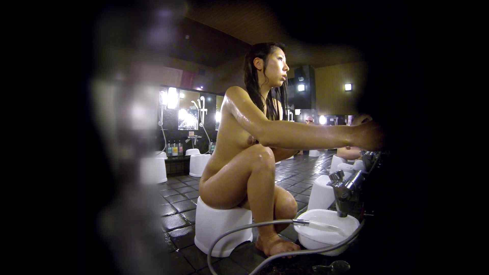 洗い場!綺麗に整えられた陰毛に嫉妬します。 細身女性 おめこ無修正画像 63画像 15