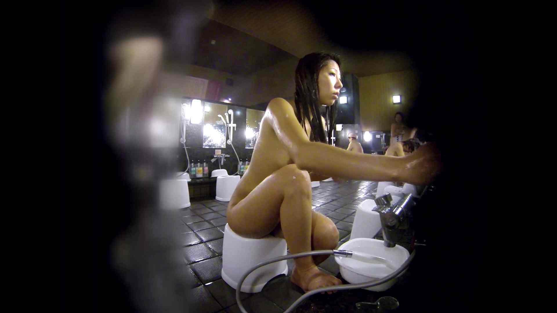 洗い場!綺麗に整えられた陰毛に嫉妬します。 銭湯着替え おめこ無修正動画無料 63画像 17