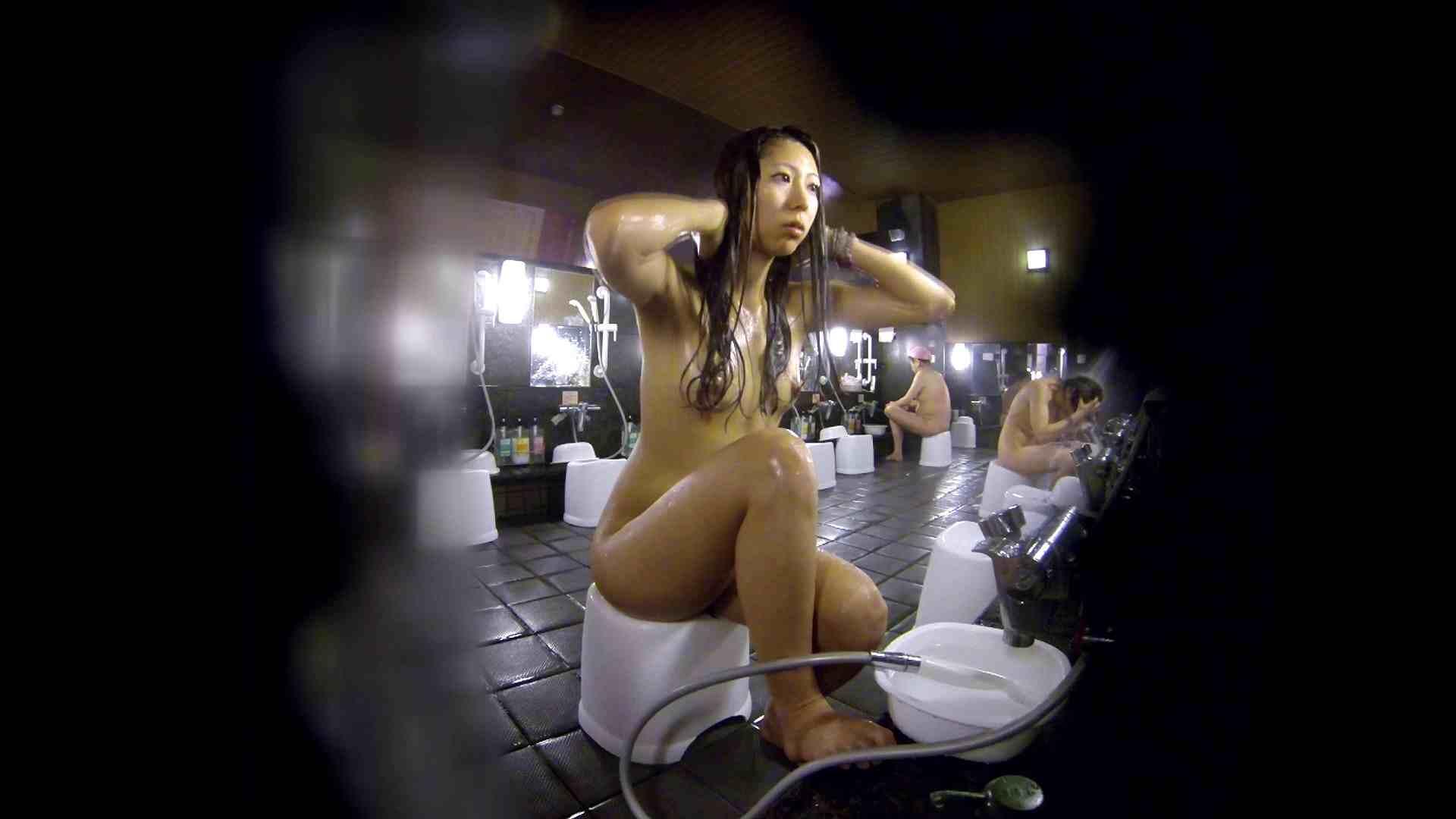 洗い場!綺麗に整えられた陰毛に嫉妬します。 潜入   女湯  63画像 25
