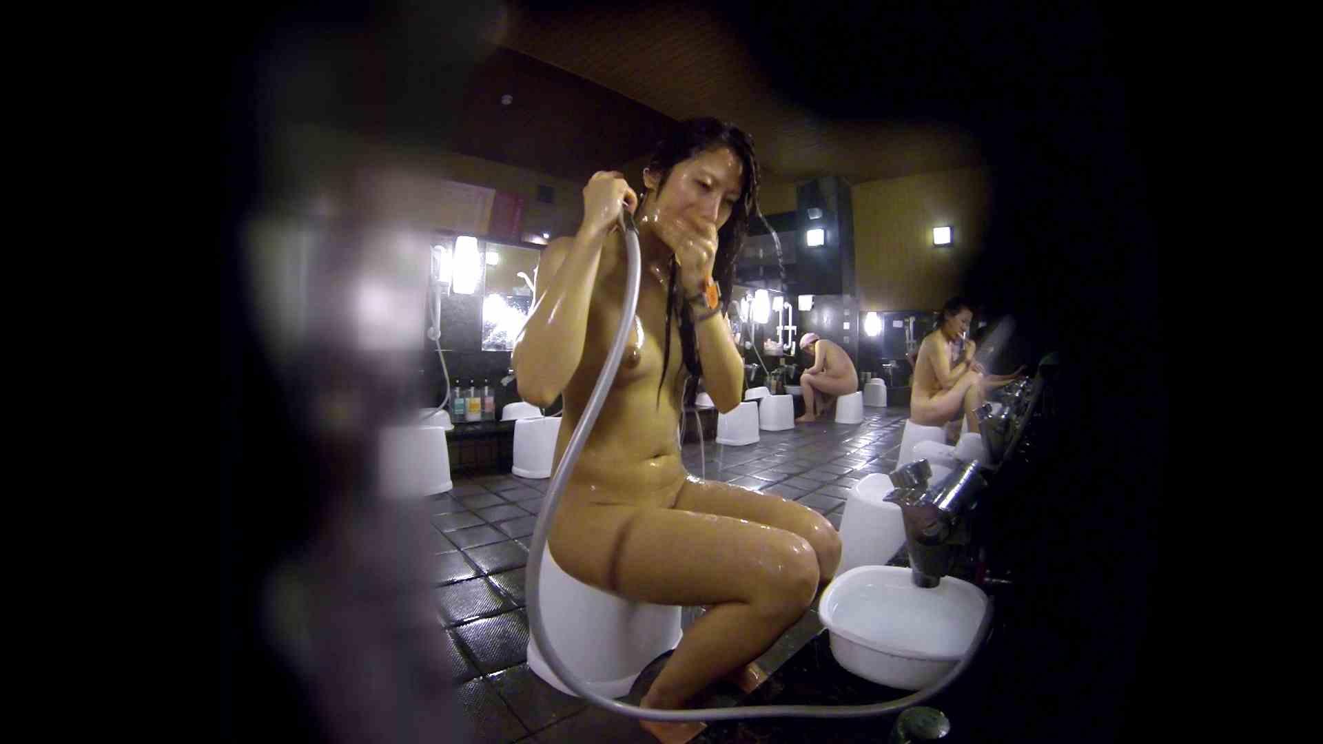 洗い場!綺麗に整えられた陰毛に嫉妬します。 銭湯着替え おめこ無修正動画無料 63画像 47