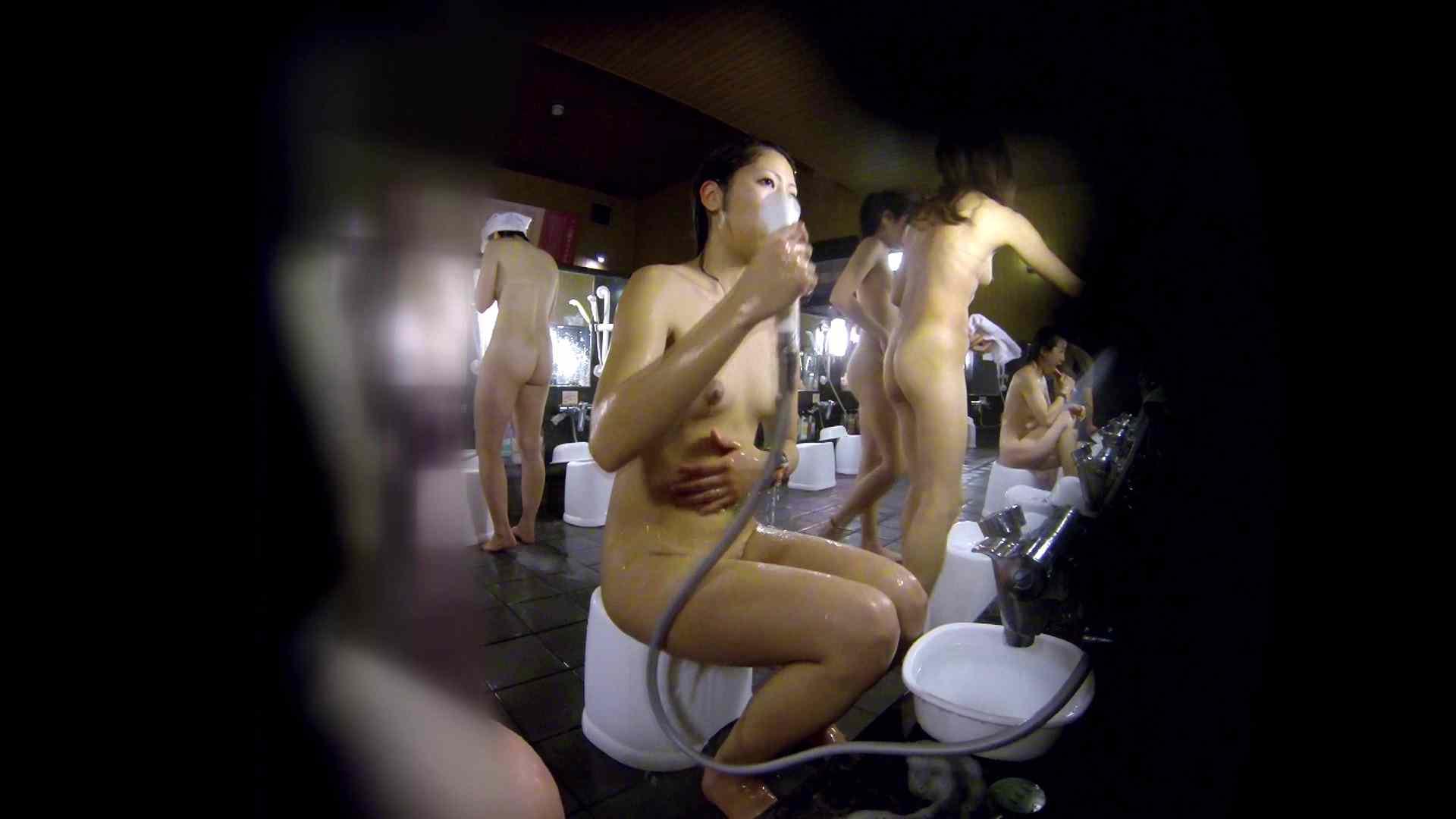 洗い場!綺麗に整えられた陰毛に嫉妬します。 潜入   女湯  63画像 55