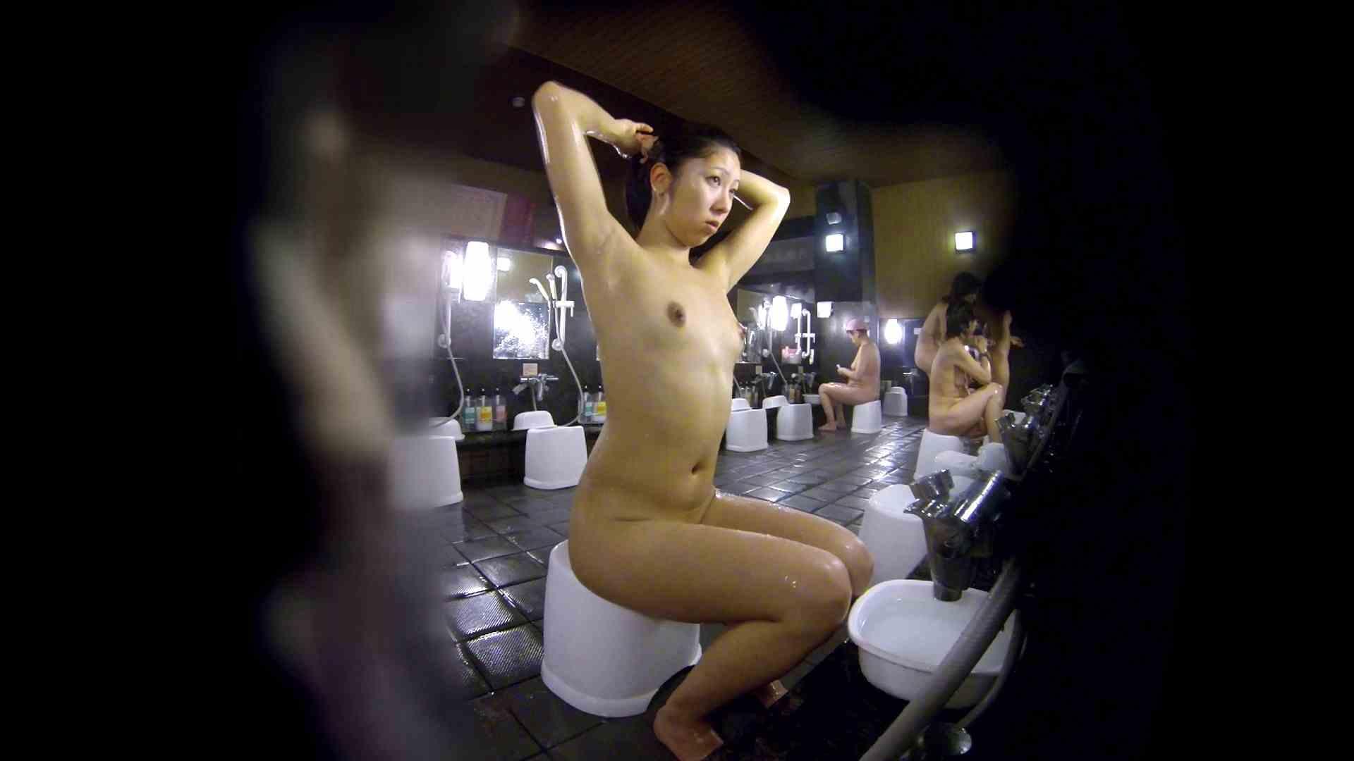 洗い場!綺麗に整えられた陰毛に嫉妬します。 銭湯着替え おめこ無修正動画無料 63画像 59