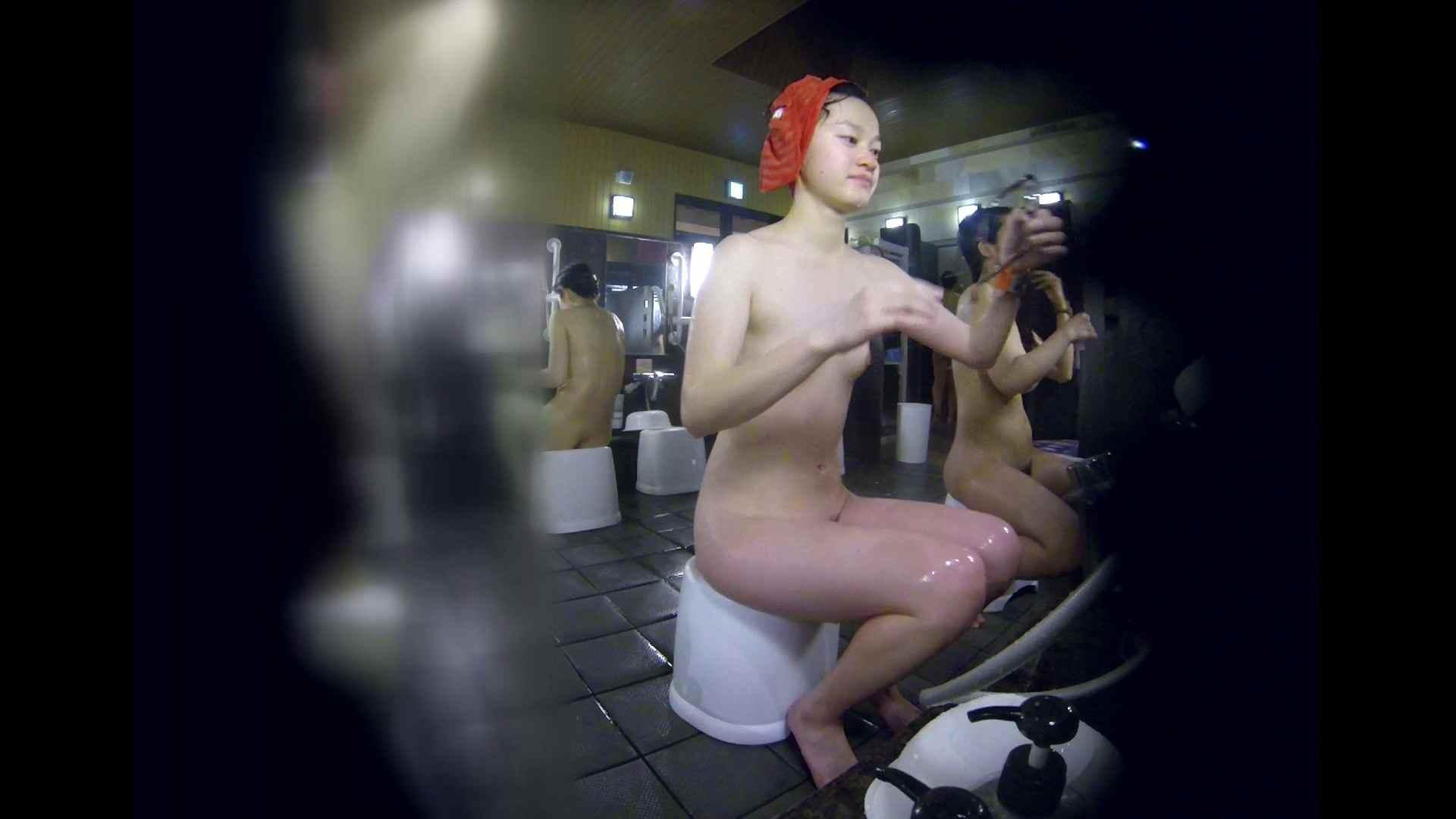 洗い場!オムニバス!3人目の乳首は偉大です! ギャルの乳首 オマンコ動画キャプチャ 70画像 9