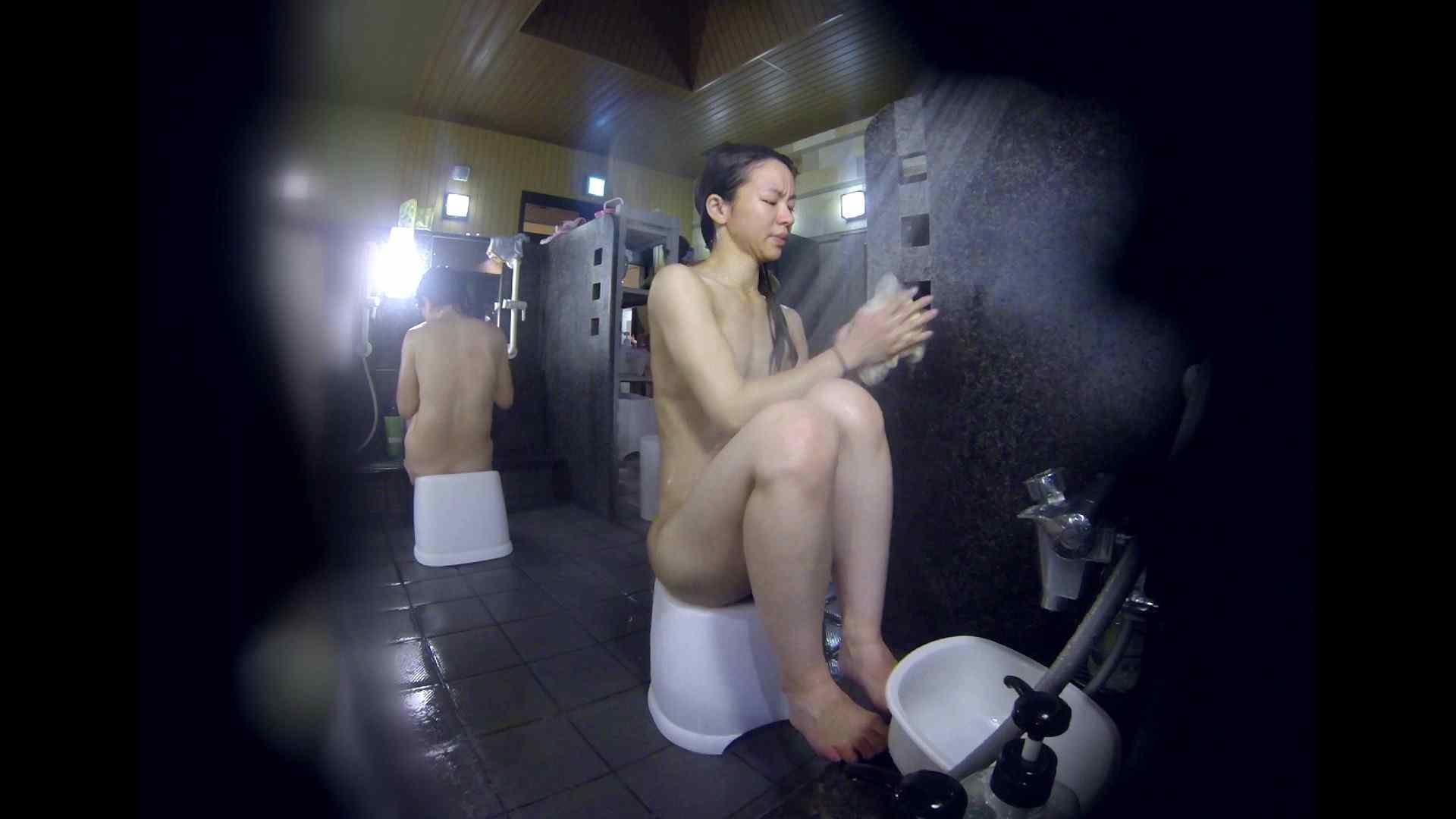 洗い場!可愛い?ブサイク?確かなのは貧乳であること 女湯 セックス画像 61画像 27