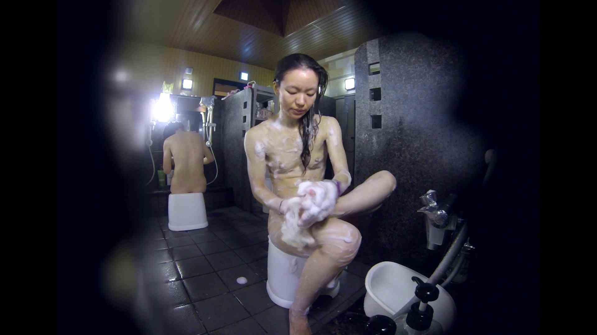 洗い場!可愛い?ブサイク?確かなのは貧乳であること 女湯 セックス画像 61画像 39