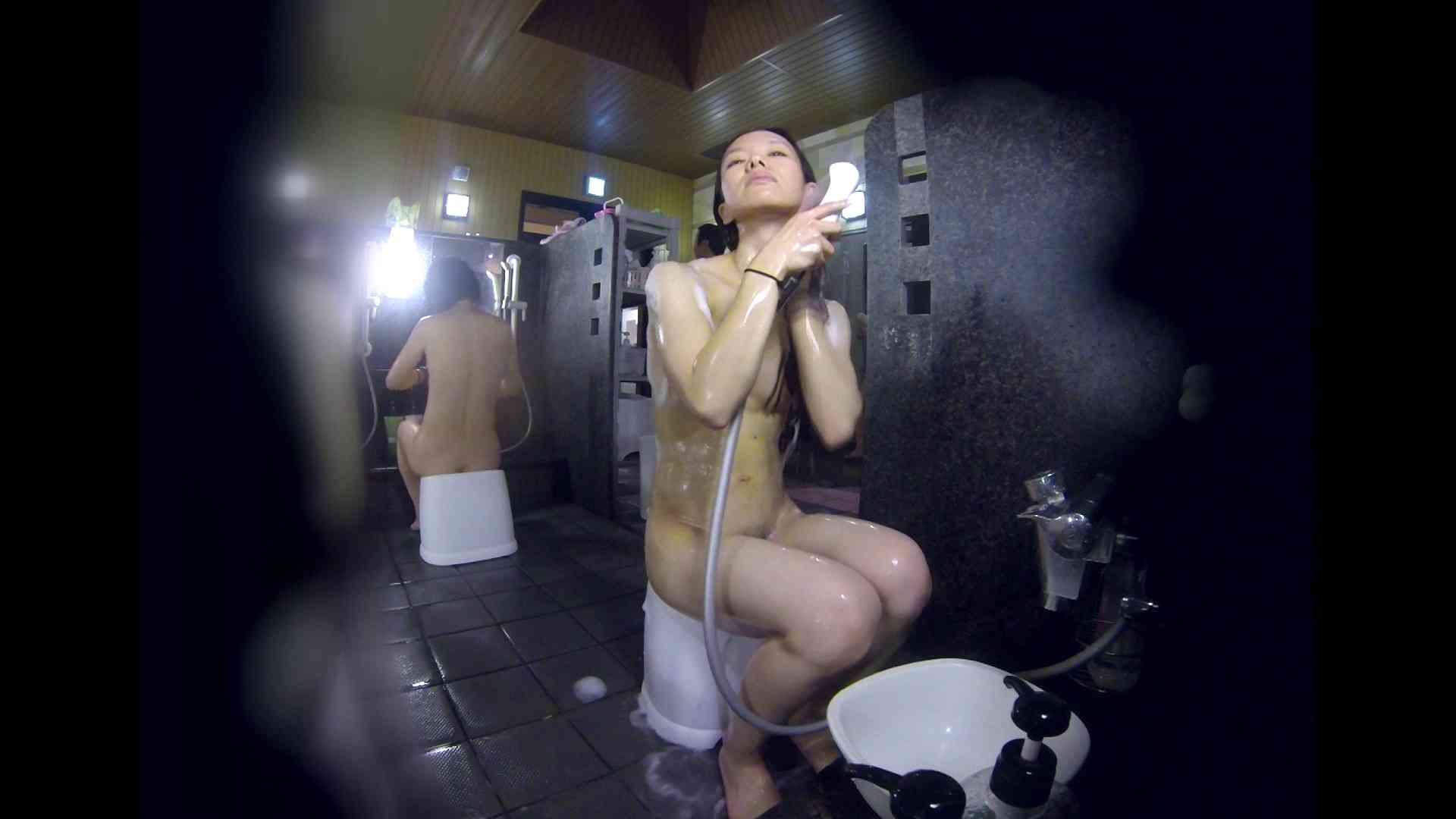 洗い場!可愛い?ブサイク?確かなのは貧乳であること 銭湯着替え AV無料動画キャプチャ 61画像 53