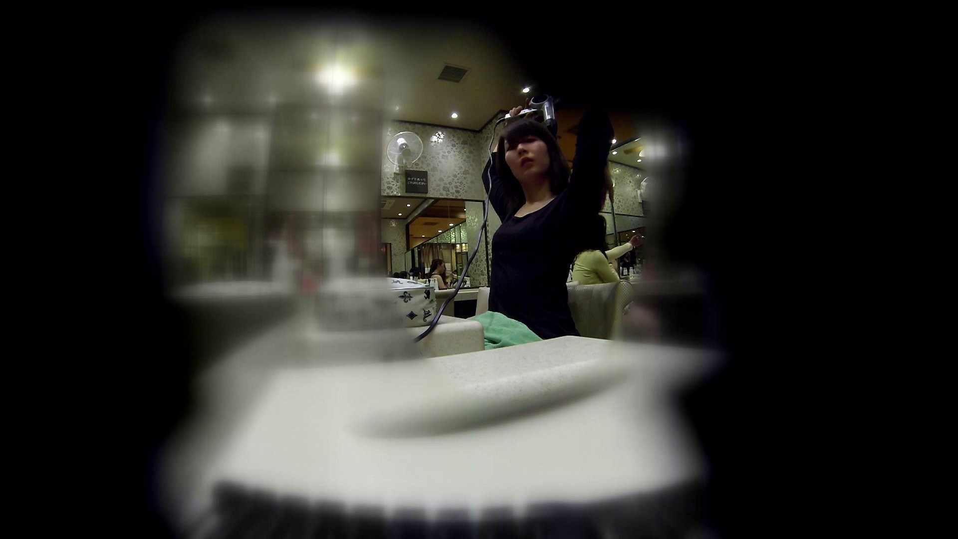 追い撮り!髪を下ろすと雰囲気変わりますね。 お姉さん攻略 オマンコ無修正動画無料 64画像 44