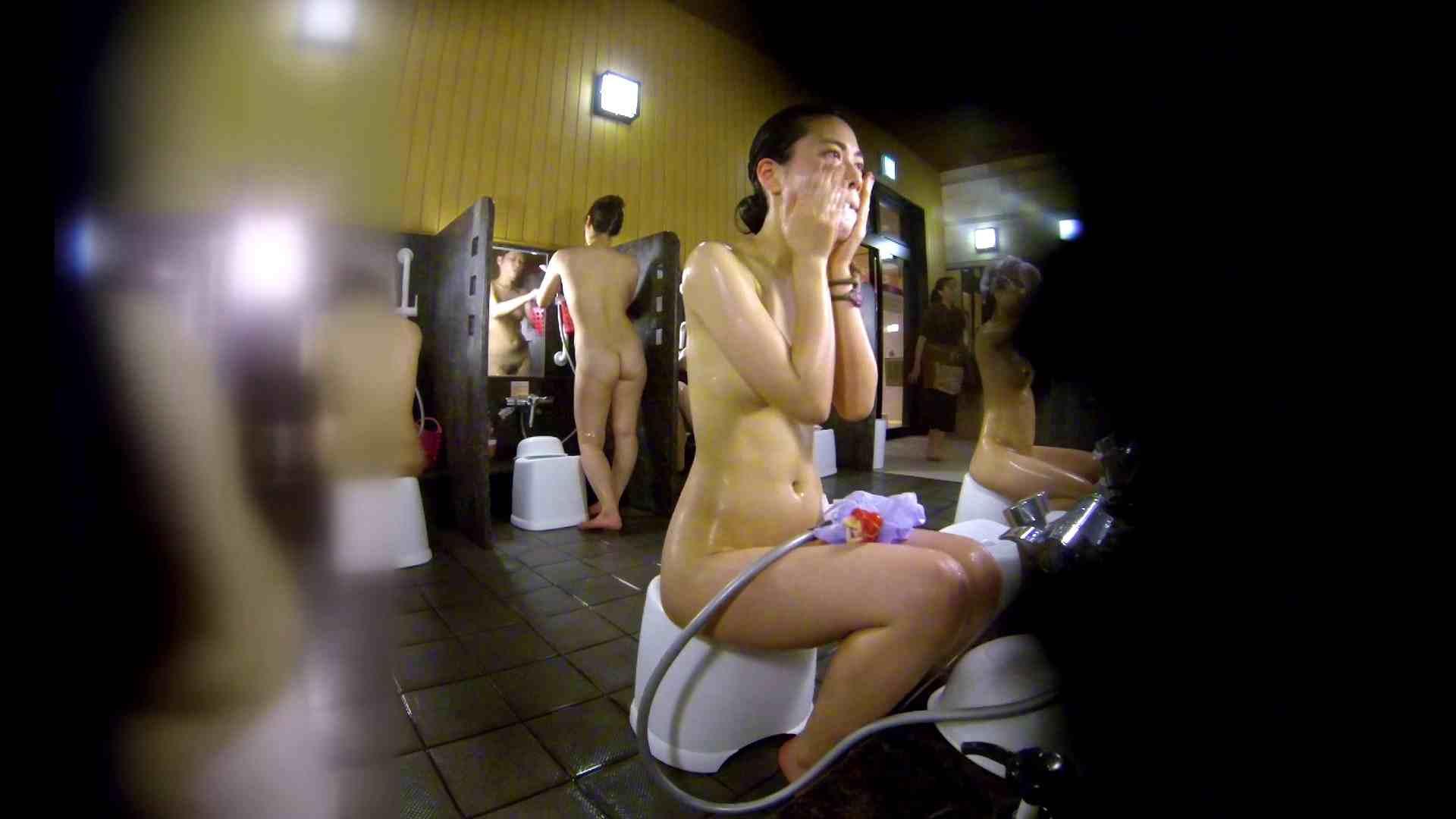 洗い場!ハッキリとした顔立ちとハッキリとした高低差の乳輪 美乳 すけべAV動画紹介 75画像 44