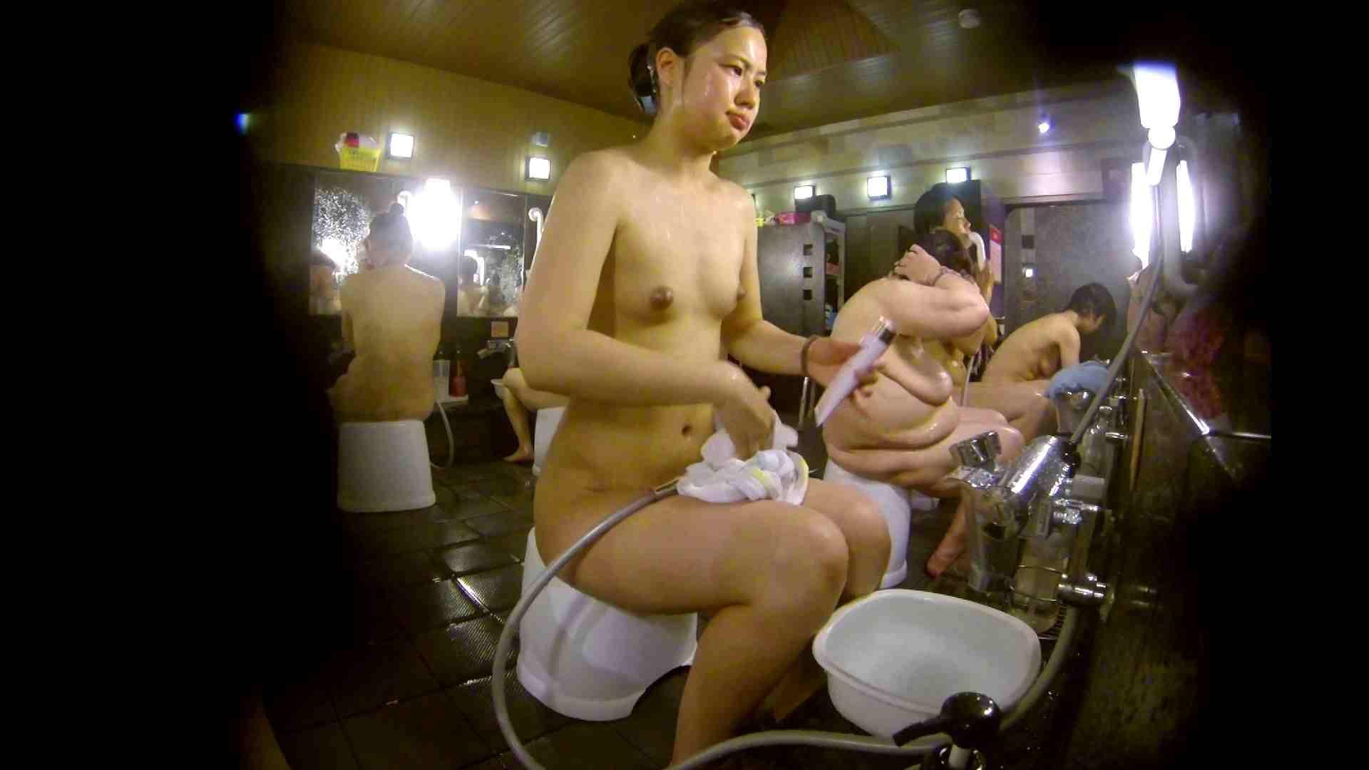 追い撮り!脱衣~洗い場、徹底追跡!撮り師さんに拍手!! 銭湯着替え おまんこ無修正動画無料 95画像 52
