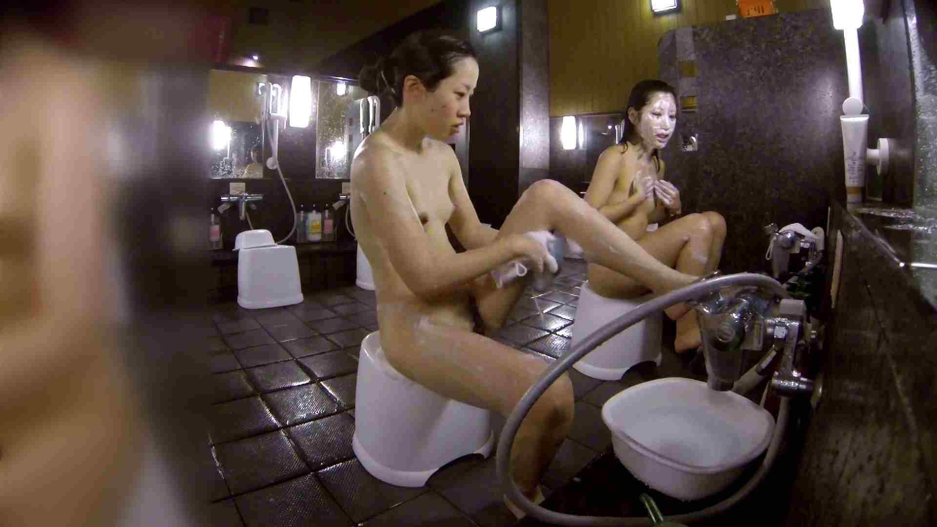 追い撮り!貧乳な若い2人。そんなに足を上げたら・・・ 潜入 オメコ無修正動画無料 76画像 44