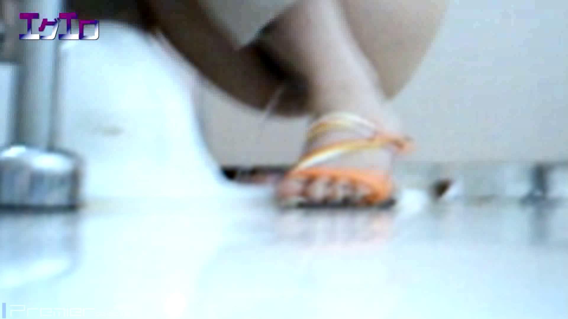 至近距離洗面所 Vol.09夏ギャルキタ~和式トイレ放nyoショー 洗面所 すけべAV動画紹介 80画像 14