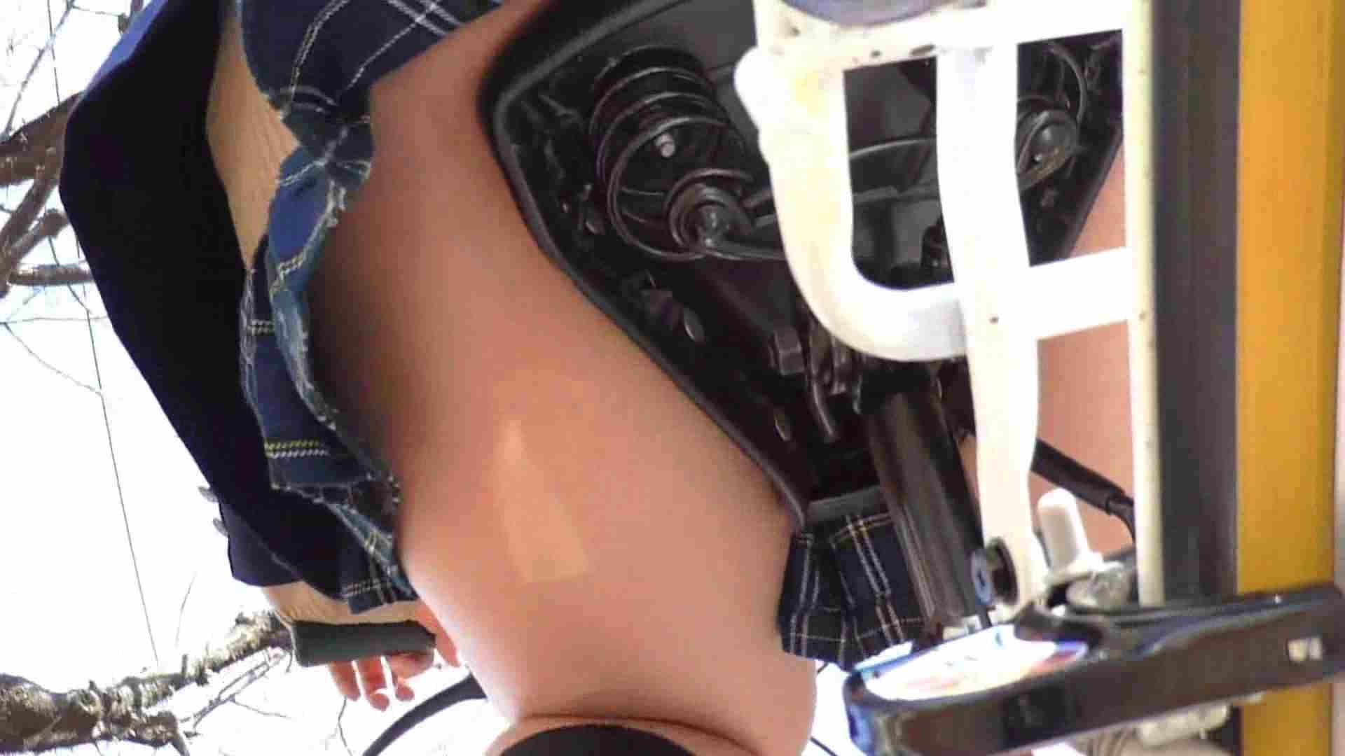 自転車パンチラ Vol.03 パンチラ エロ無料画像 112画像 21