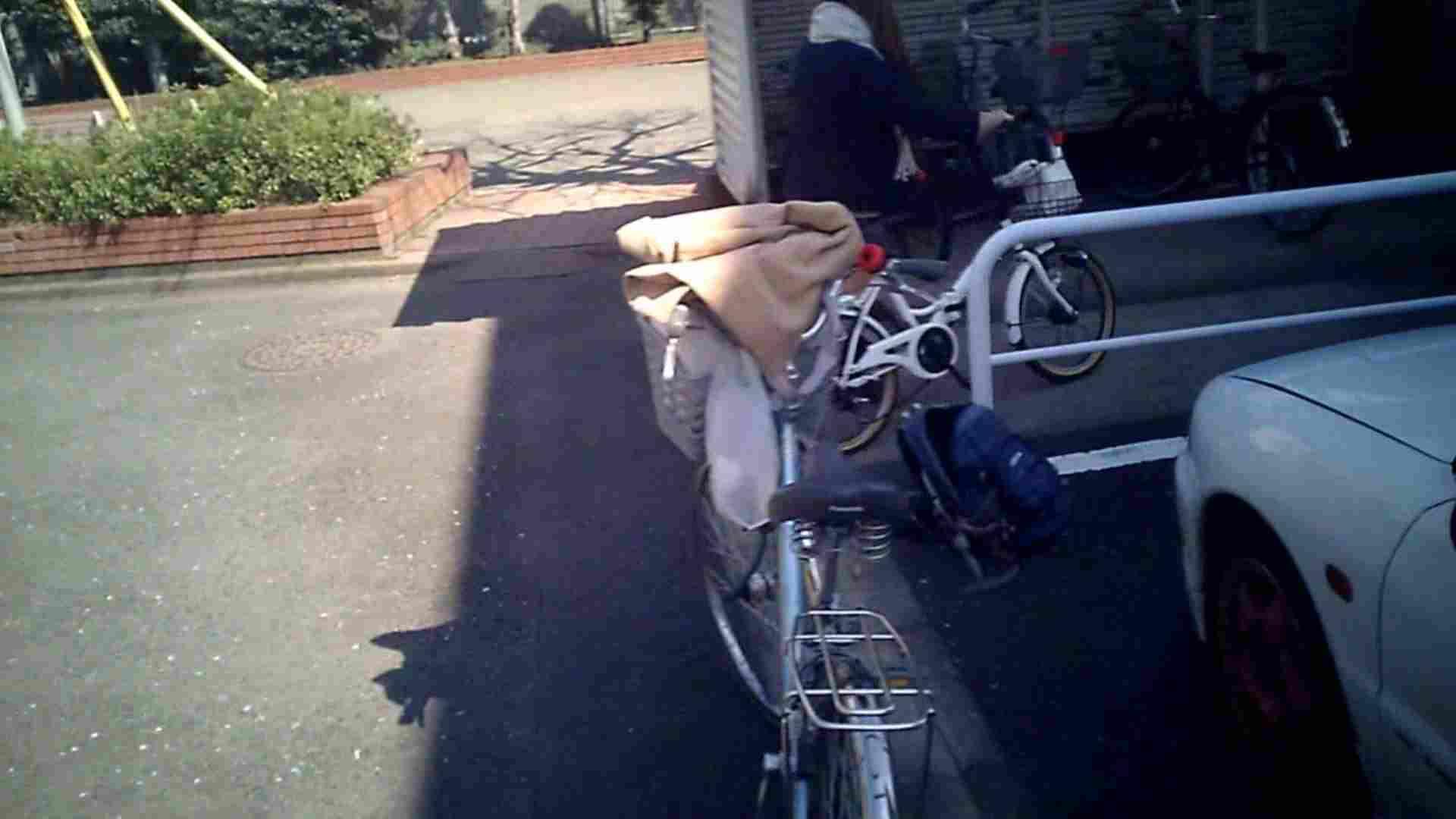 自転車パンチラ Vol.03 美肌 われめAV動画紹介 112画像 27