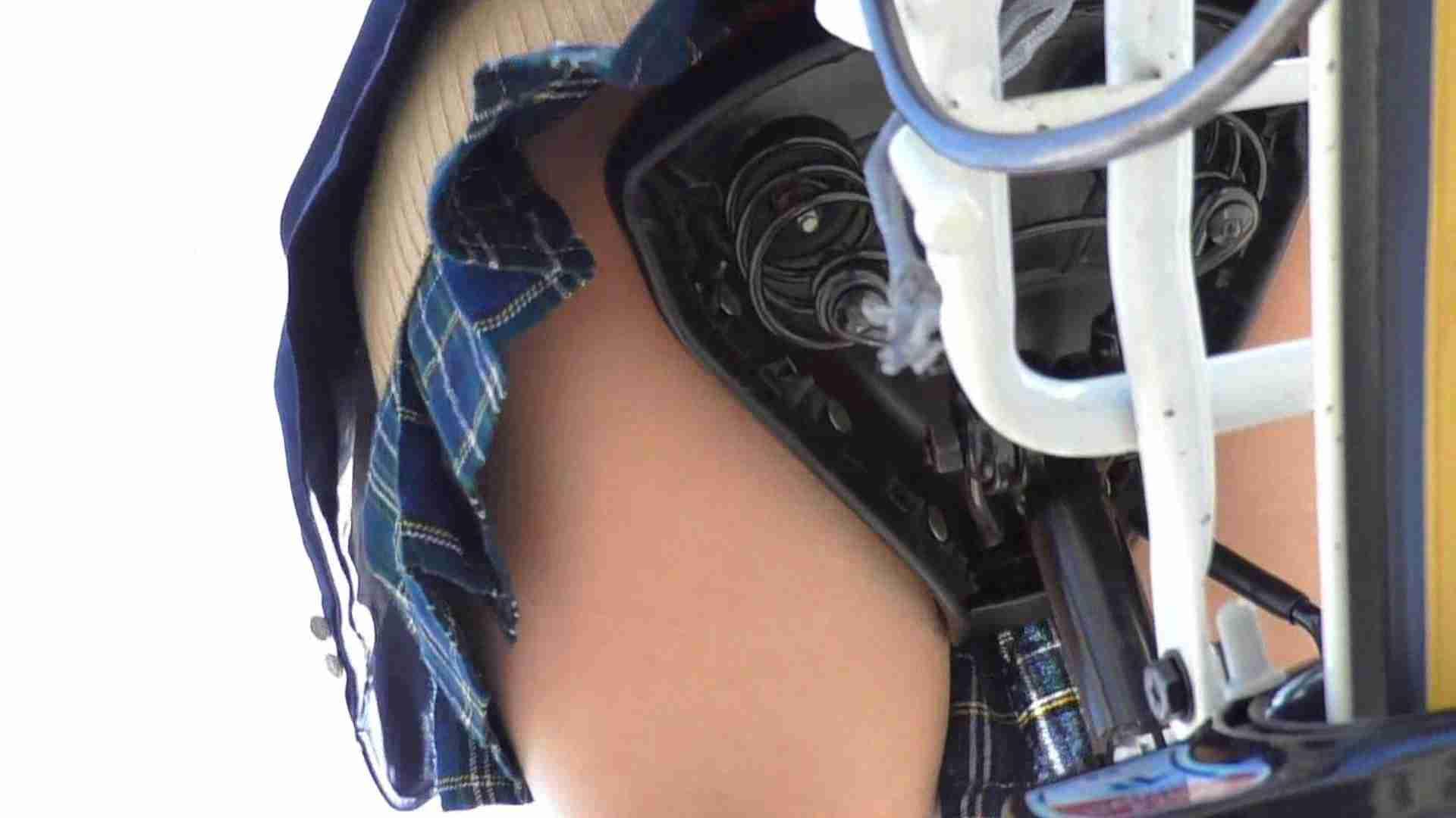 自転車パンチラ Vol.03 ギャル攻め おめこ無修正画像 112画像 34
