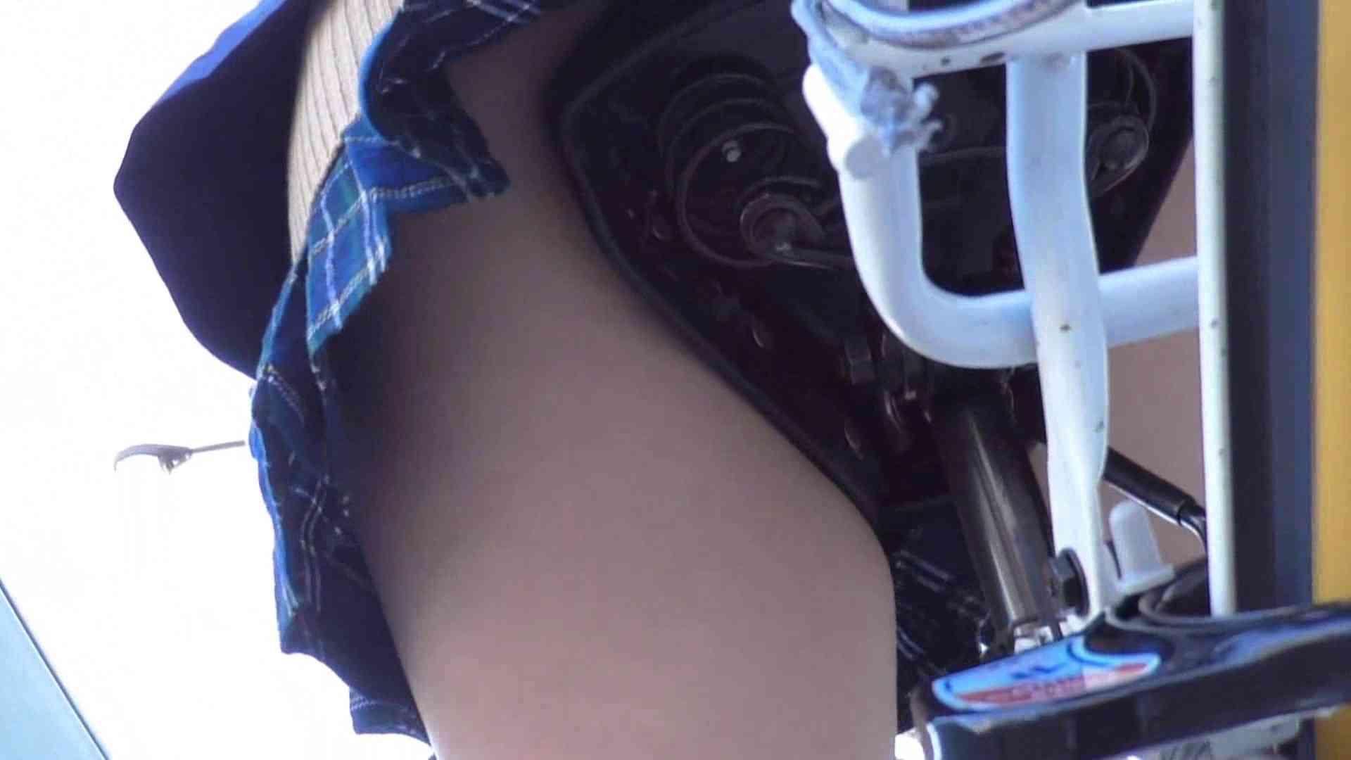 自転車パンチラ Vol.03 追跡 セックス画像 112画像 70