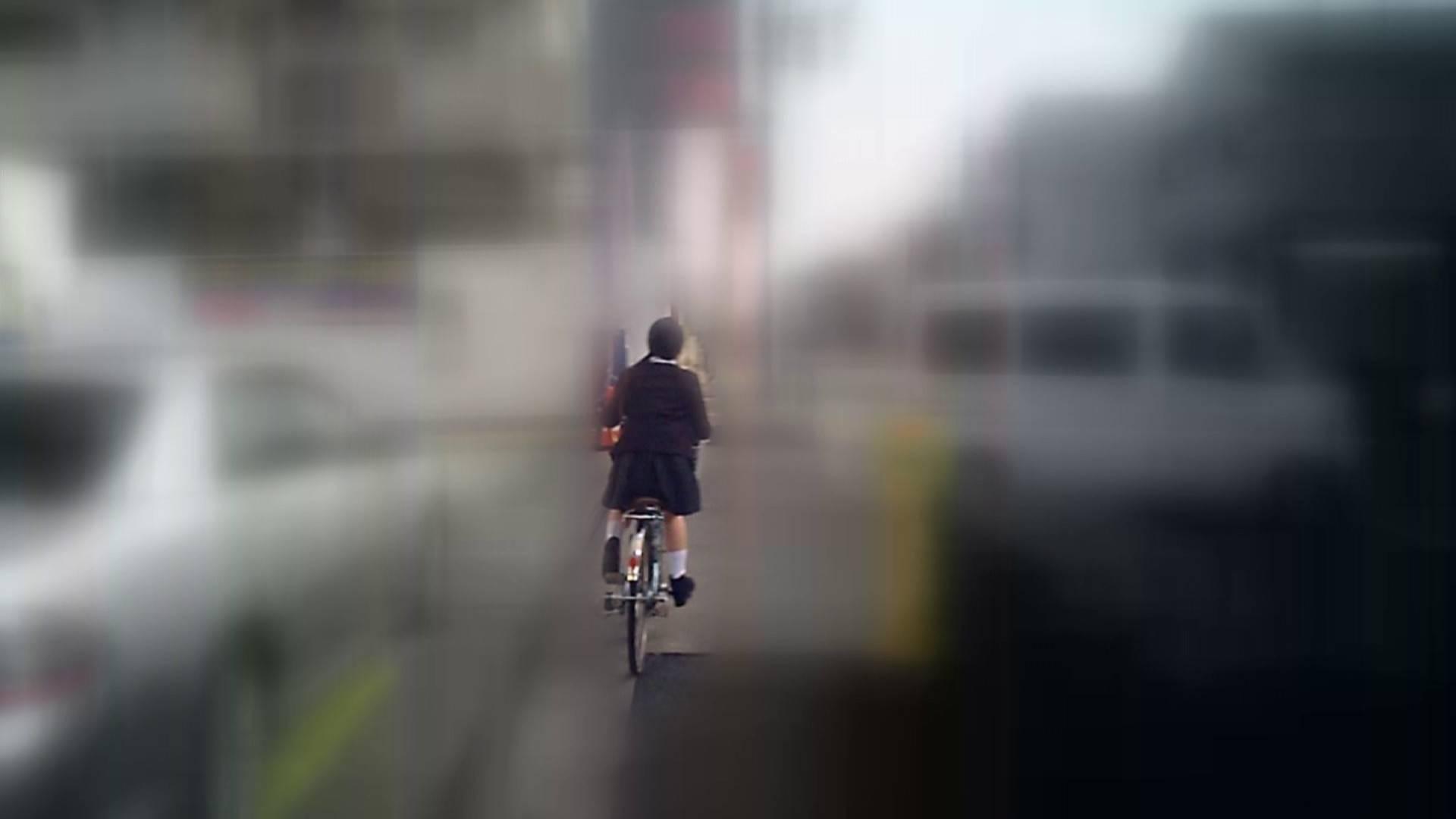 自転車パンチラ Vol.04 ギャル攻め AV無料動画キャプチャ 55画像 18