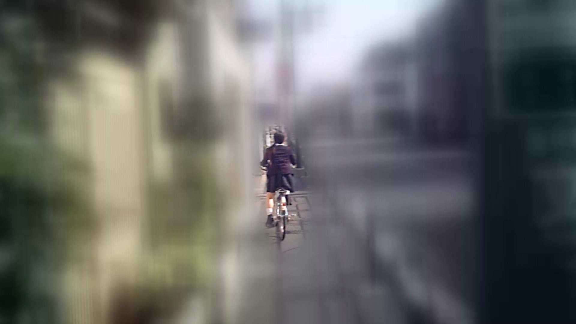 自転車パンチラ Vol.04 追跡 アダルト動画キャプチャ 55画像 22