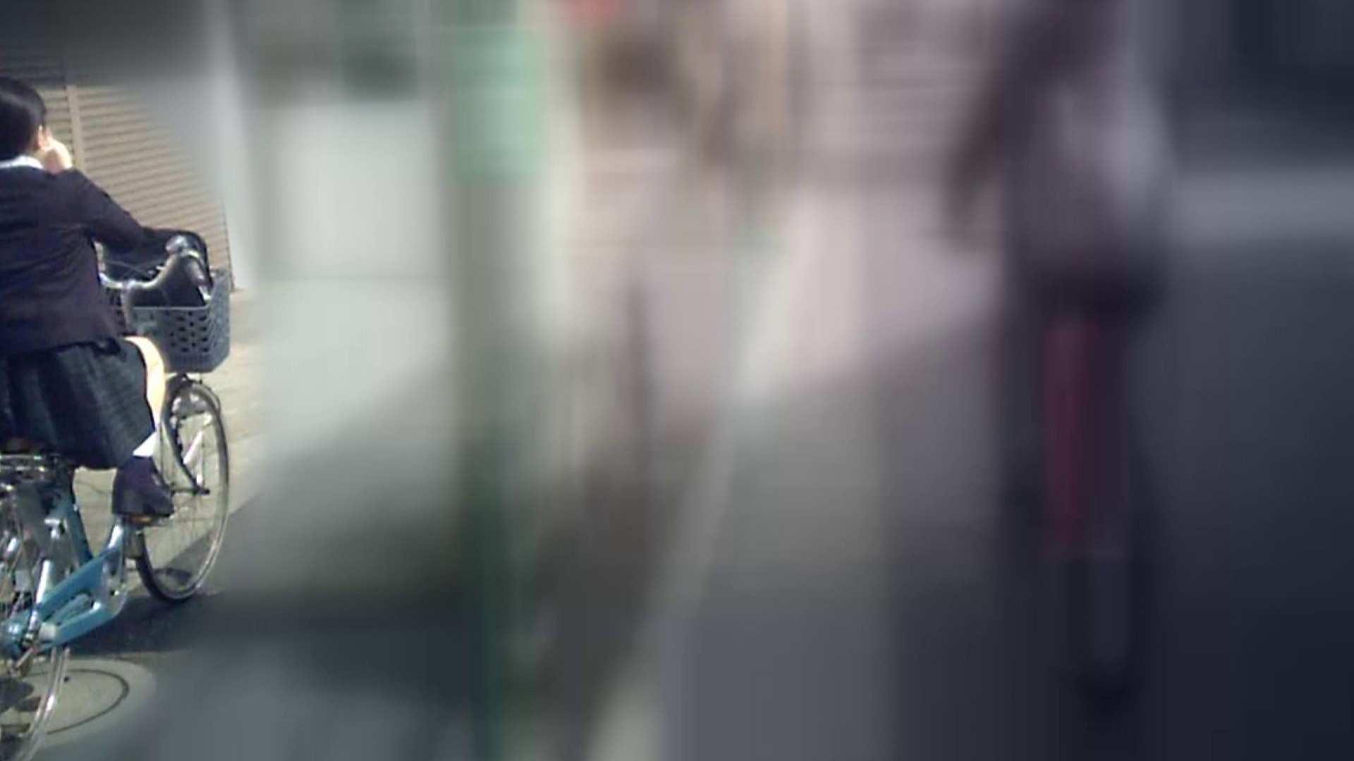 自転車パンチラ Vol.04 パンチラ ヌード画像 55画像 28
