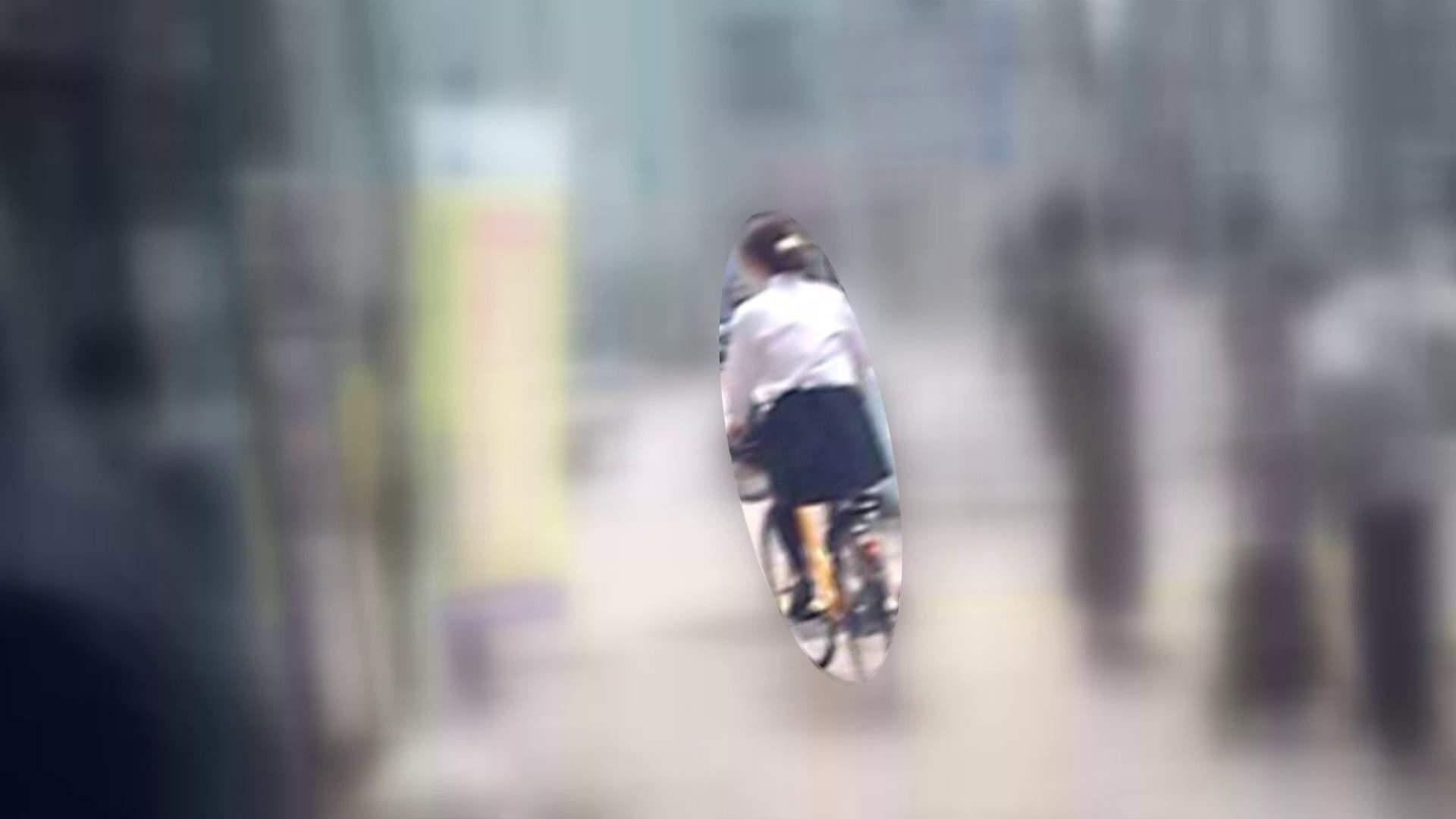 自転車パンチラ Vol.05 ギャル攻め | パンチラ  59画像 1