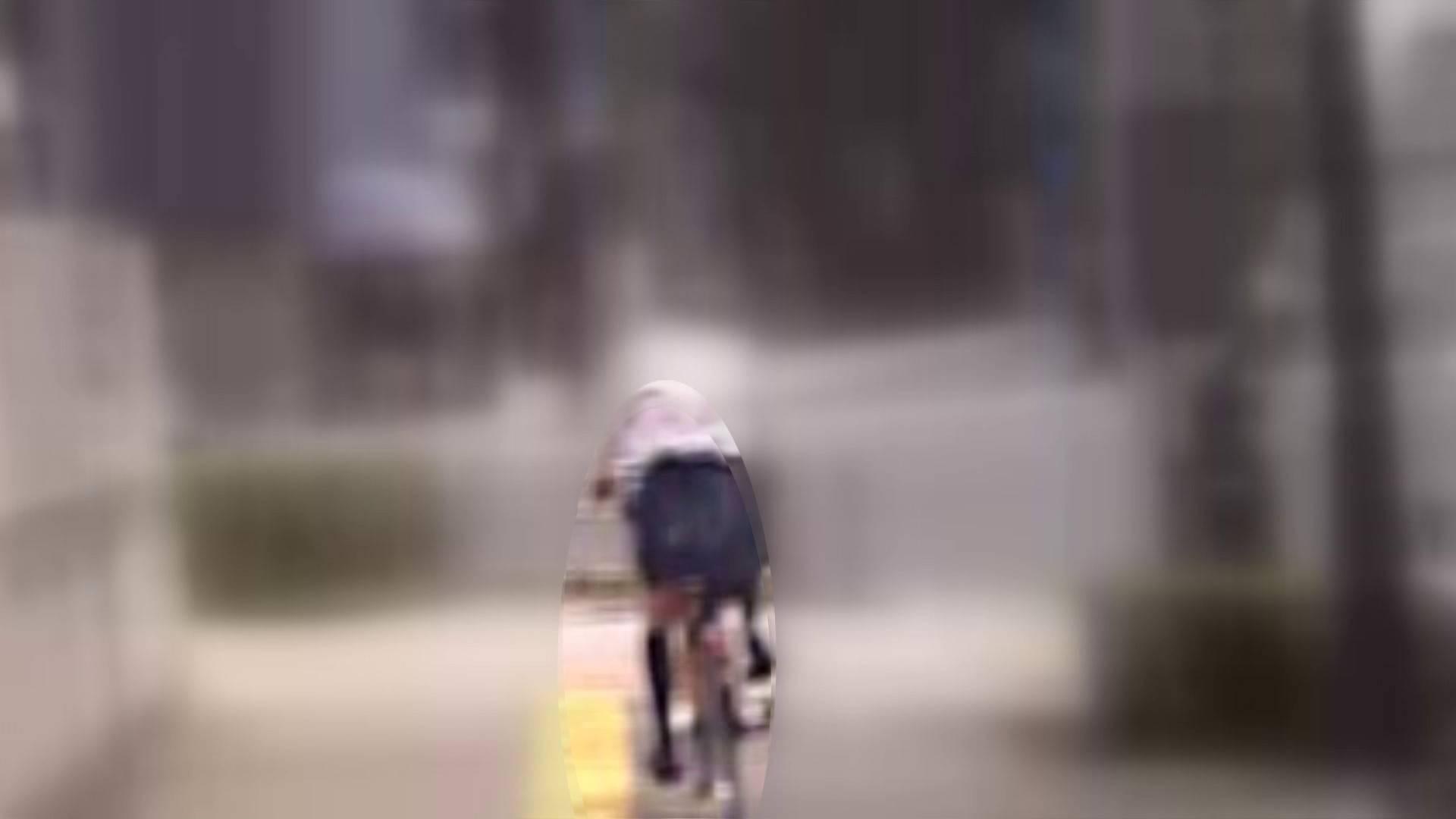 自転車パンチラ Vol.05 丸見え エロ画像 59画像 2