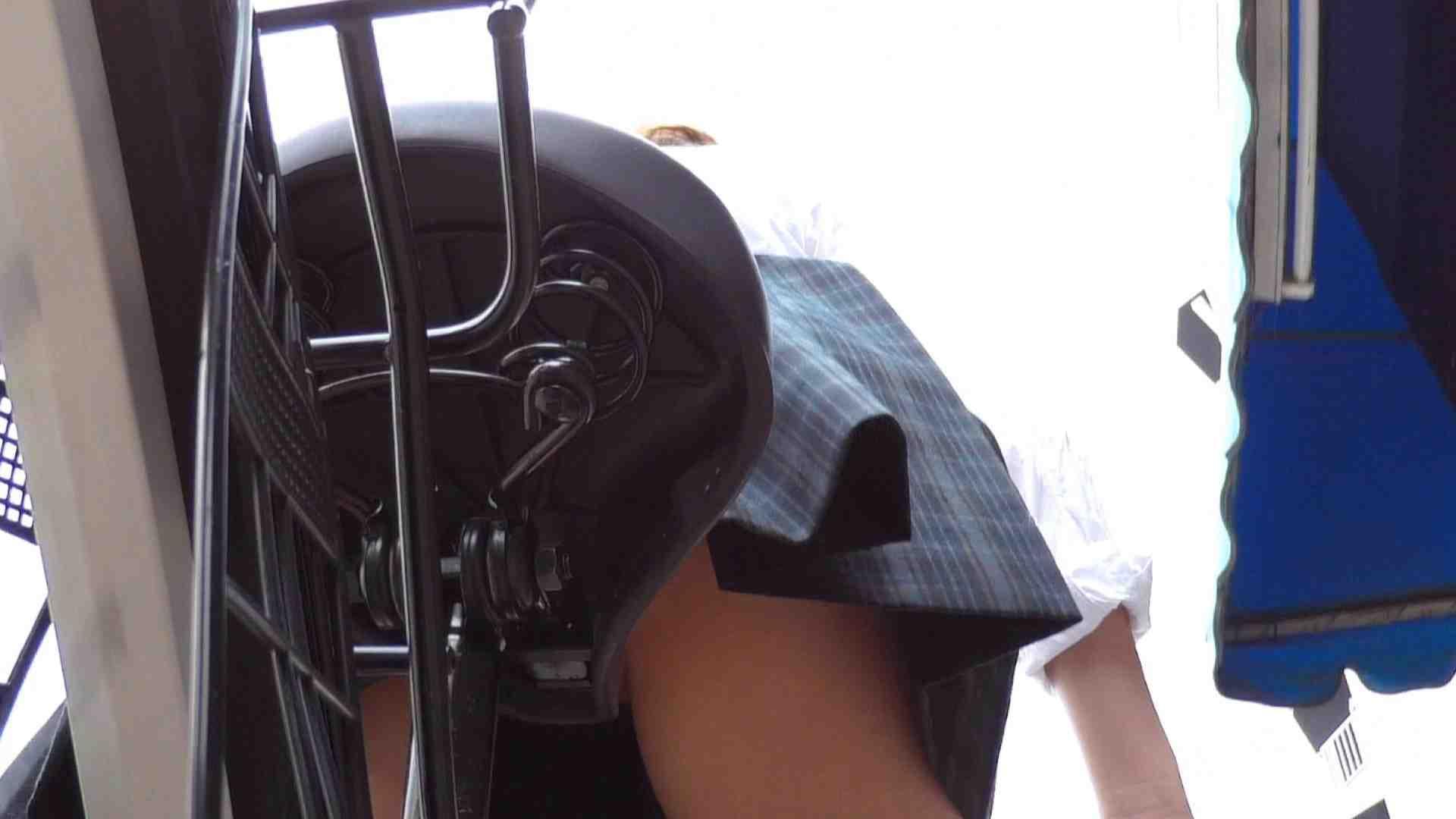 自転車パンチラ Vol.05 ギャル攻め  59画像 9