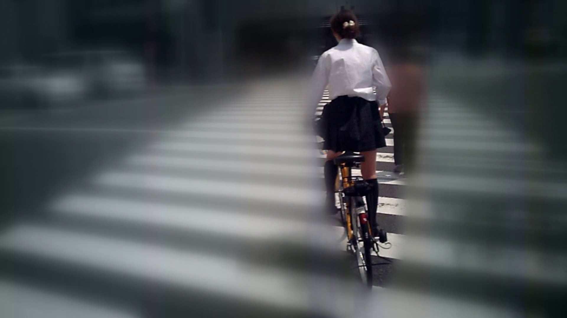 自転車パンチラ Vol.05 おしり祭り セックス画像 59画像 35