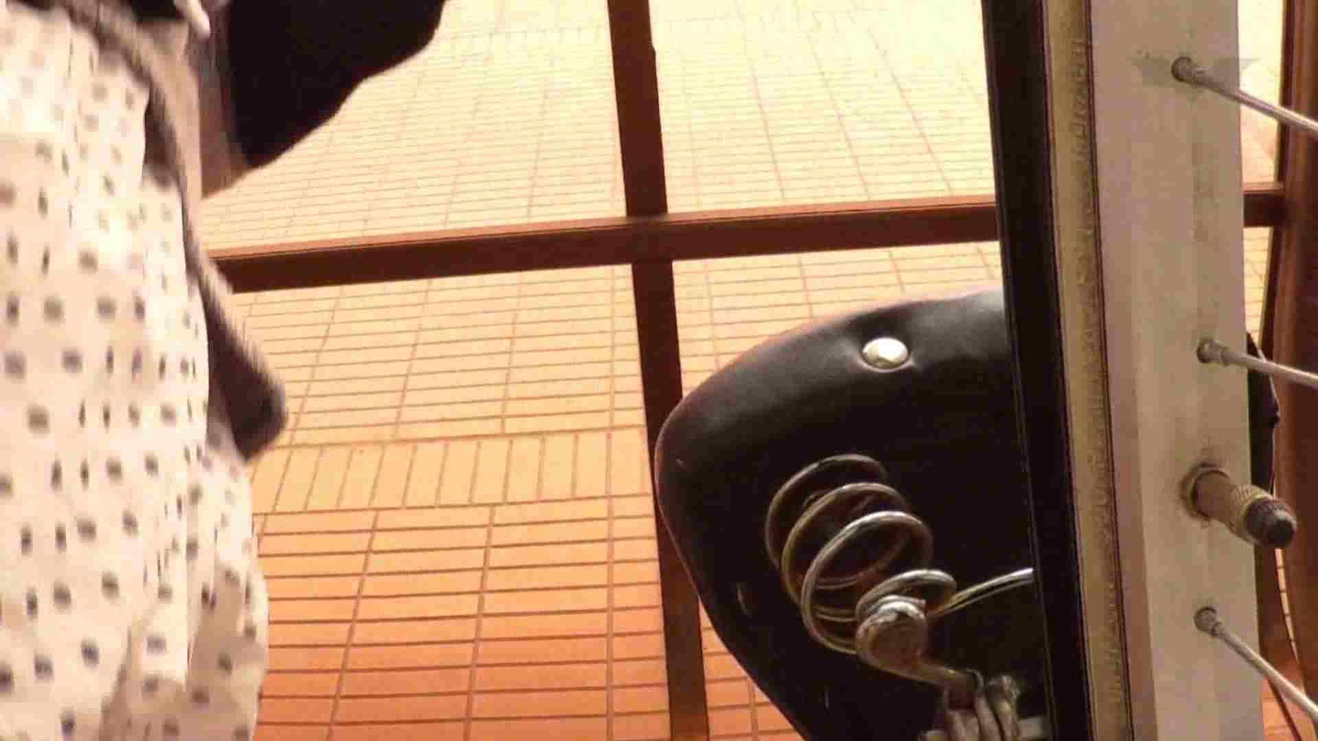 自転車パンチラ Vol.06 むっちり | 車  65画像 11