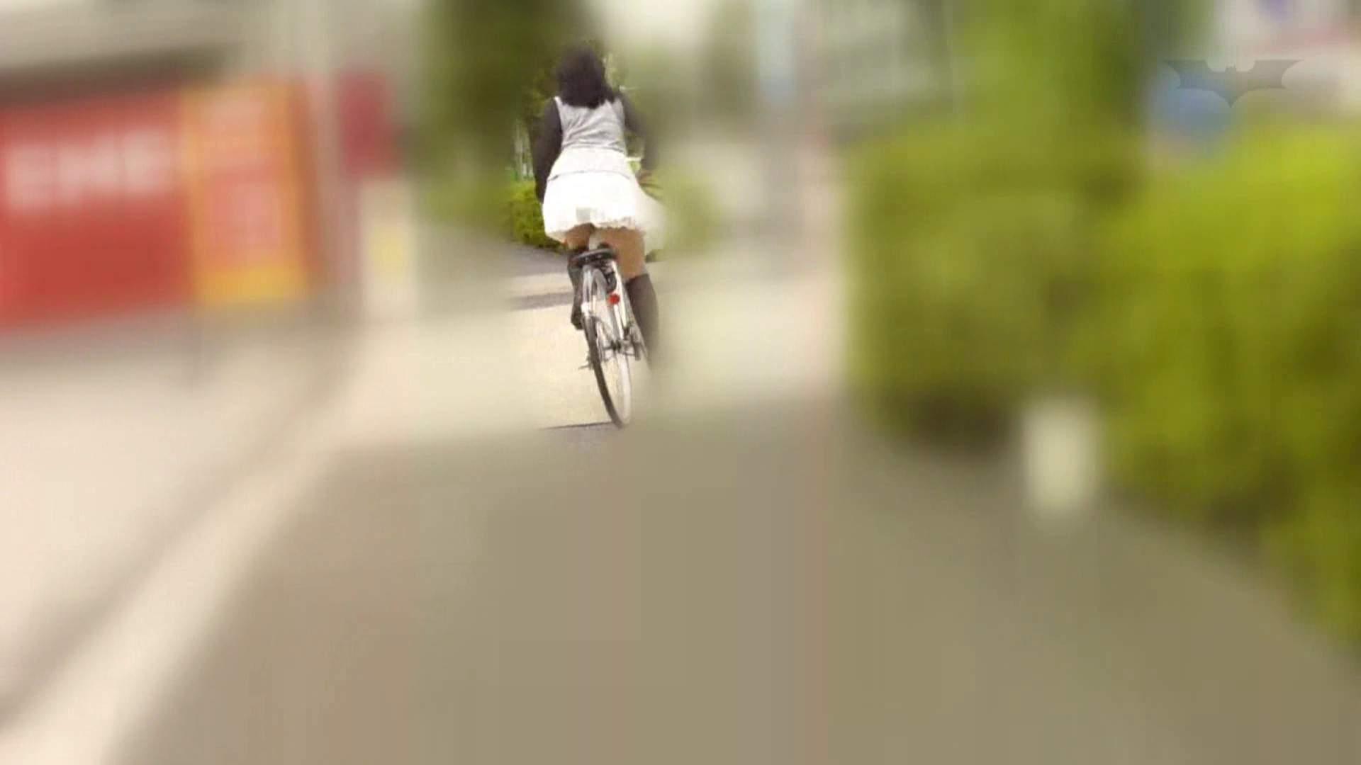 自転車パンチラ Vol.06 ギャル攻め セックス画像 65画像 12