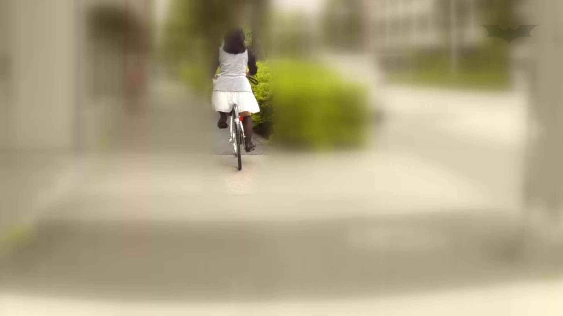 自転車パンチラ Vol.06 高画質 オマンコ動画キャプチャ 65画像 13