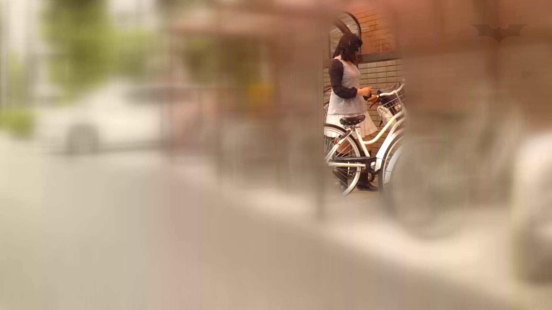 自転車パンチラ Vol.06 チラ エロ無料画像 65画像 16